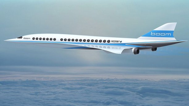 Faster than the Concorde?