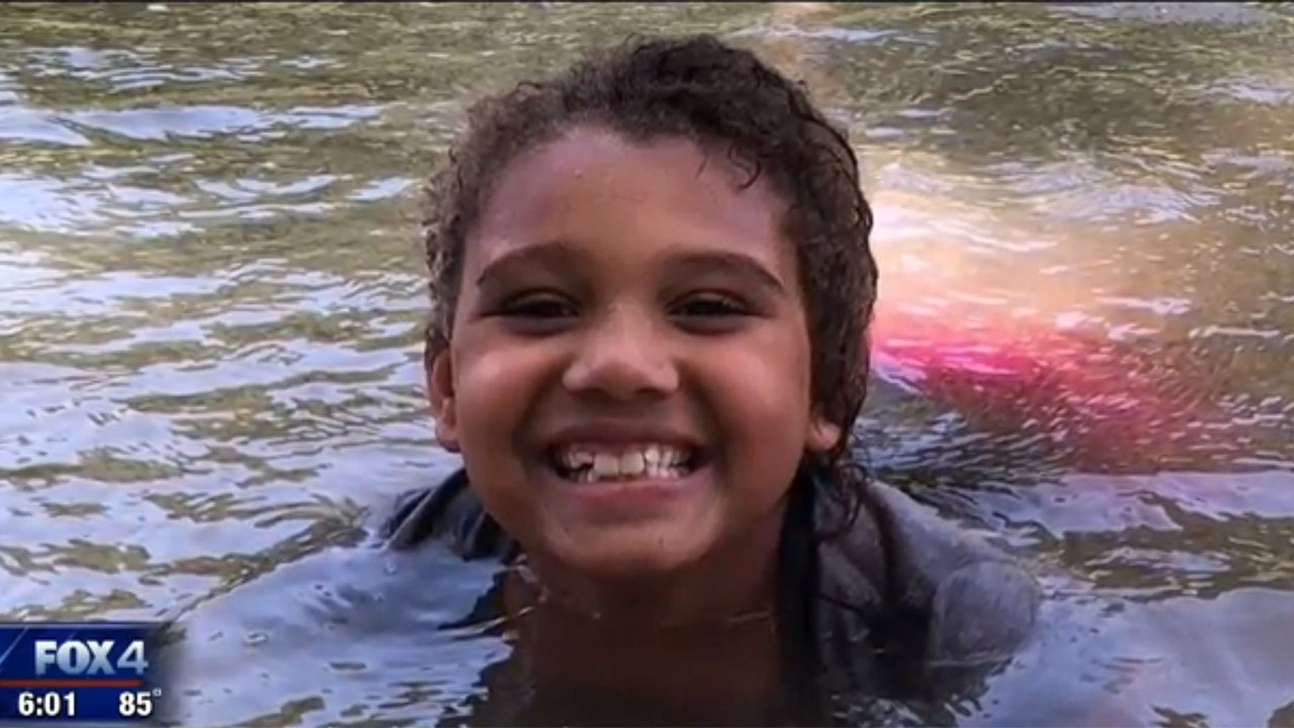 Payton Summons, 9, was declared brain dead by doctors at Cook Children's Medical Center.