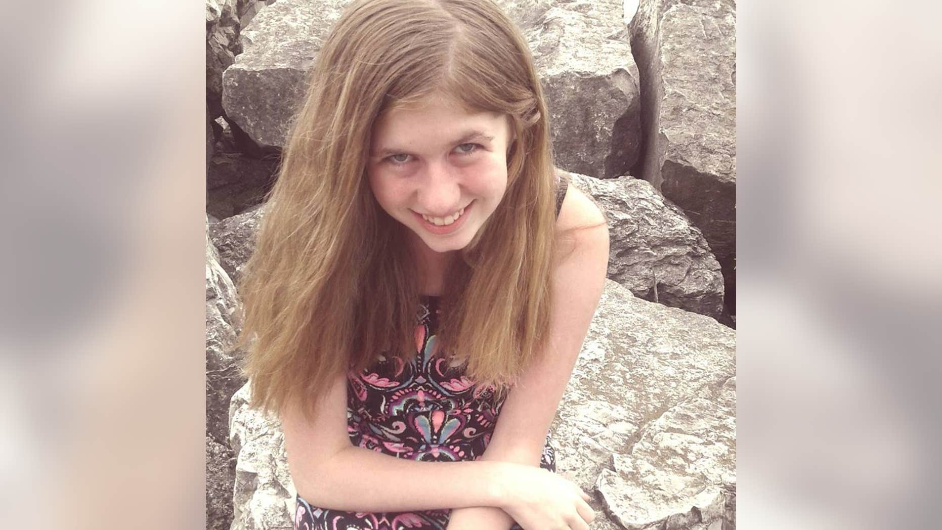 Jayme Closs, 13, was reported missing after police discovered her parents dead inside their Wisconsin home.