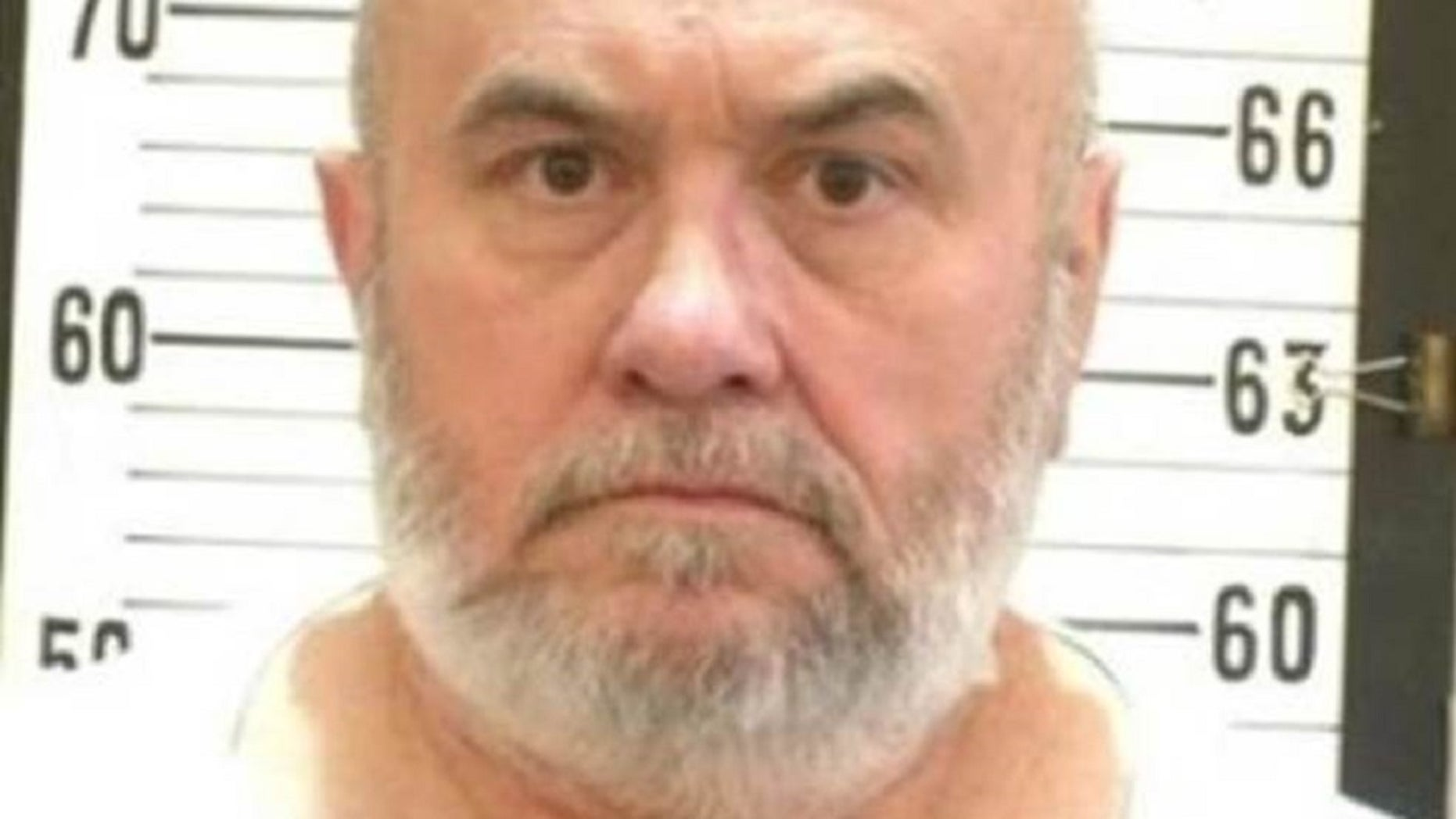This undated photo shows death row inmate Edmund Zagorski in Tennessee.