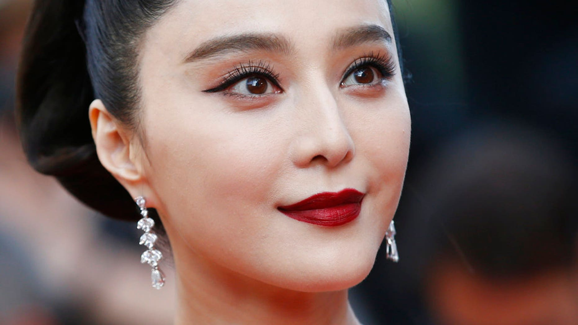 Chinese media said on Wednesday, Oct. 3, 2018, tax authorities ordered 'X-Men' star Fan Bingbing to pay taxes and fines worth hundreds of millions of yuan but would spare her from criminal prosecution.