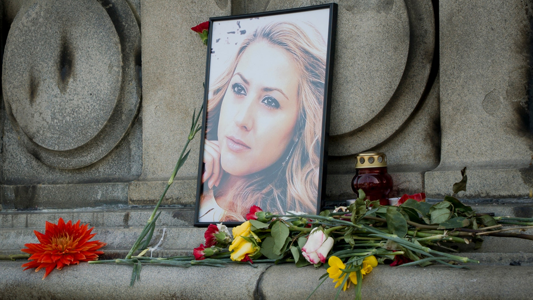 Man held over killing of Bulgarian journalist 'admits attacking her'