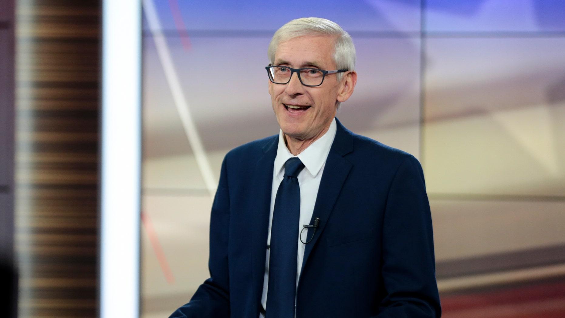 Wisconsin gubernatorial Democratic nominee Tony Evers has been accused of plagiarizing multiple budget proposals.