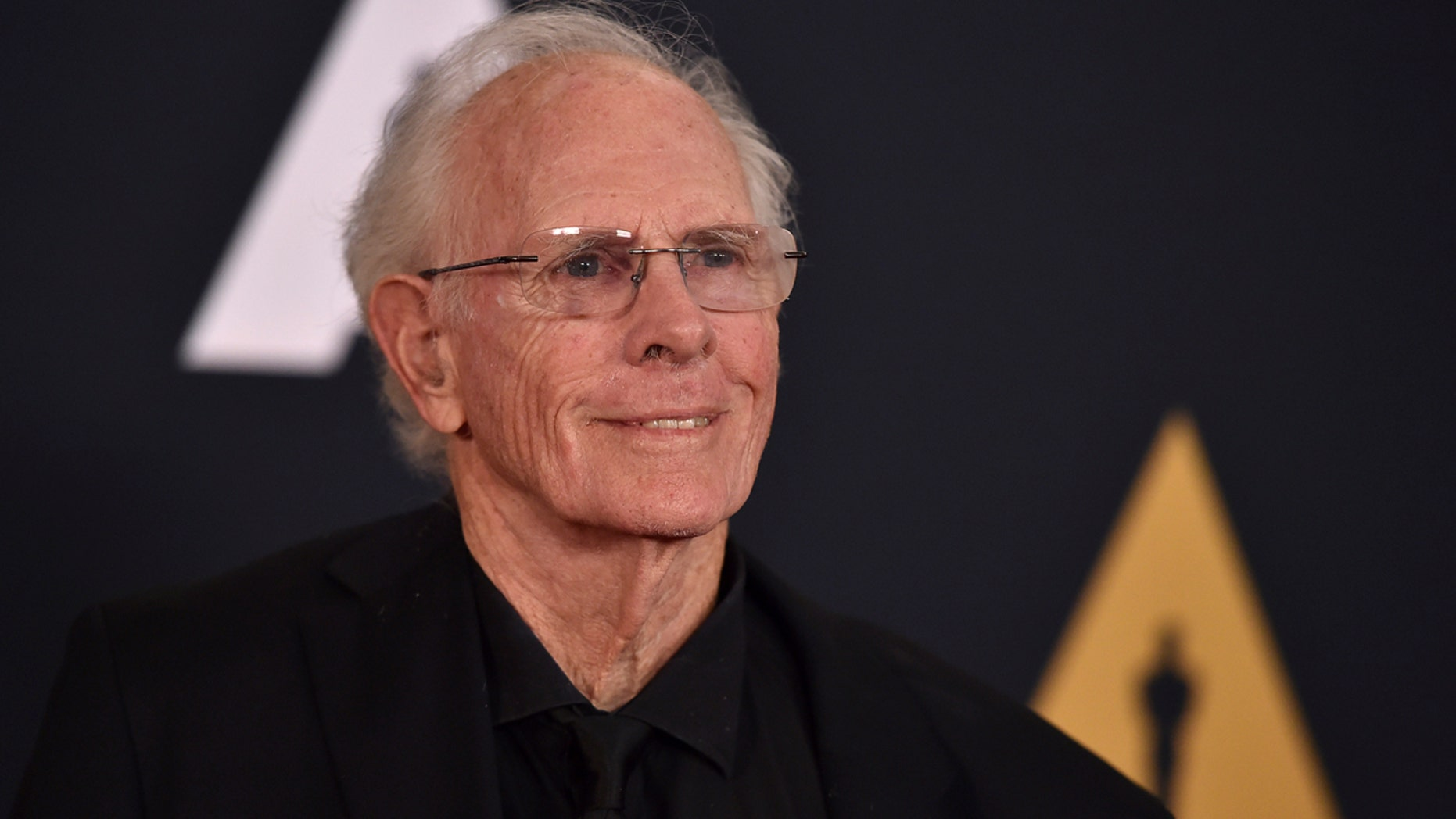 Bruce Dern arrives at the Governors Awards 2016 in Los Angeles. Dern was released from hospital following a fall in his daily jog in Los Angeles.