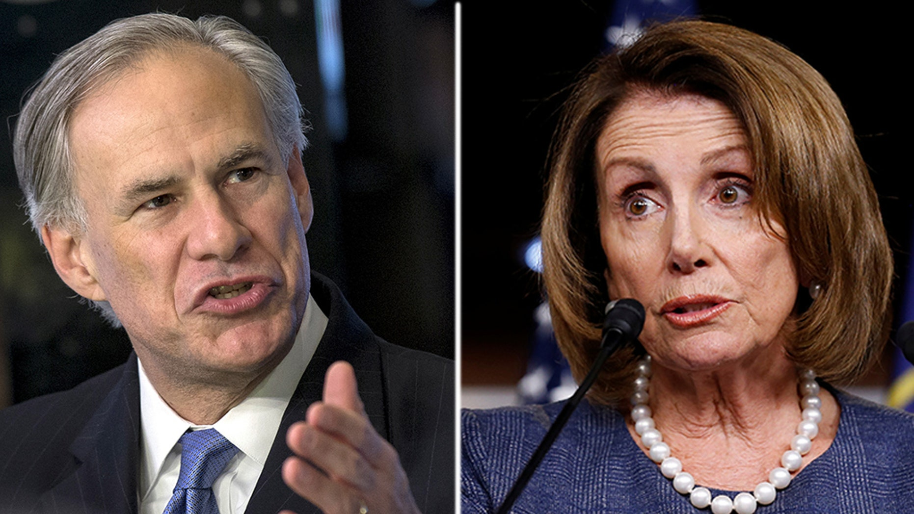 Texans for Greg Abbott sent a letter offering an all-expenses-paid trip for House Minority Leader Nancy Pelosi, D-Calif, to camapign for the state's Democartic Party.