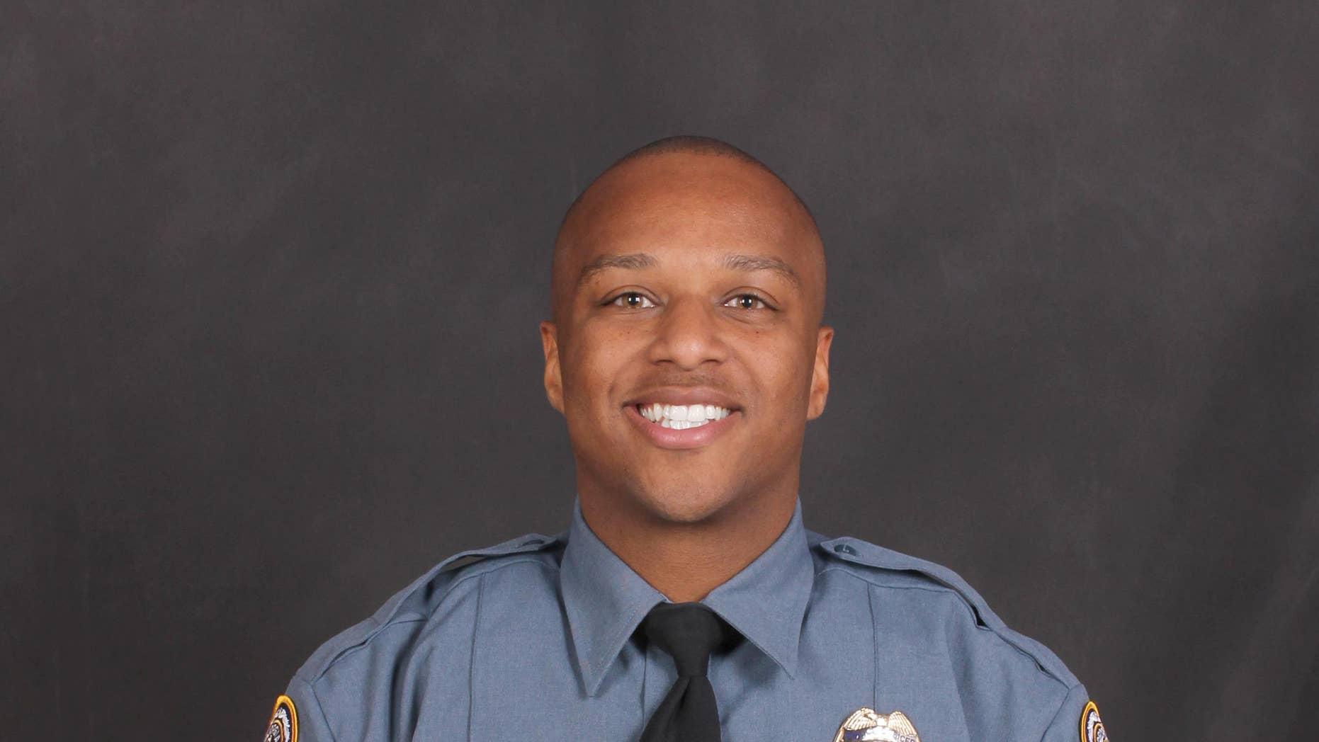 Antwan Toney of the Gwinnett County Police Department