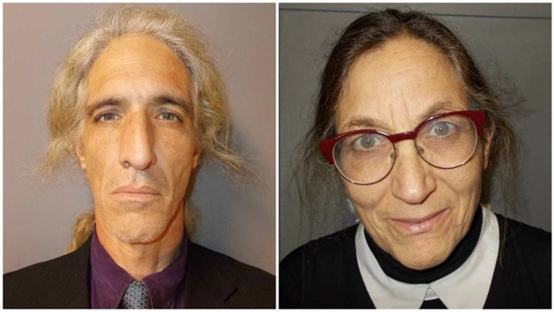 Alan Gordon, 48, and Anne Armstrong, 58, - who are running for Rhode Island attorney general and governor, respectively -  were arrested for having 48 pounds of marijuana, police said.