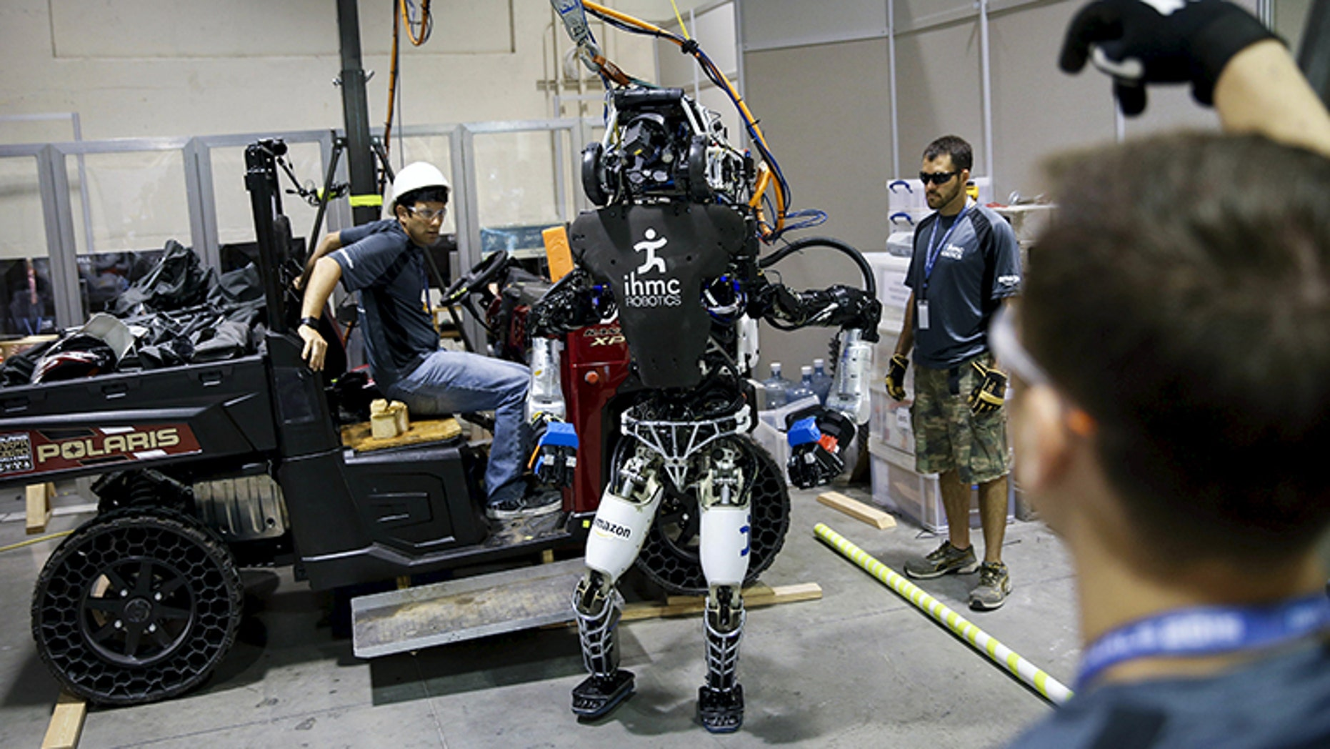 "Atlas, the humanoid Boston Dynamics robot known for its backflips and running, among other human-like activities, can now perform parkour.<br data-cke-eol=""1"">"