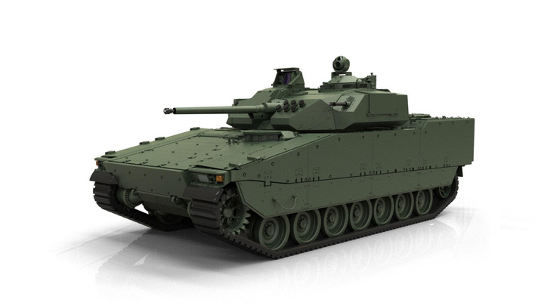 CV90 MkIV