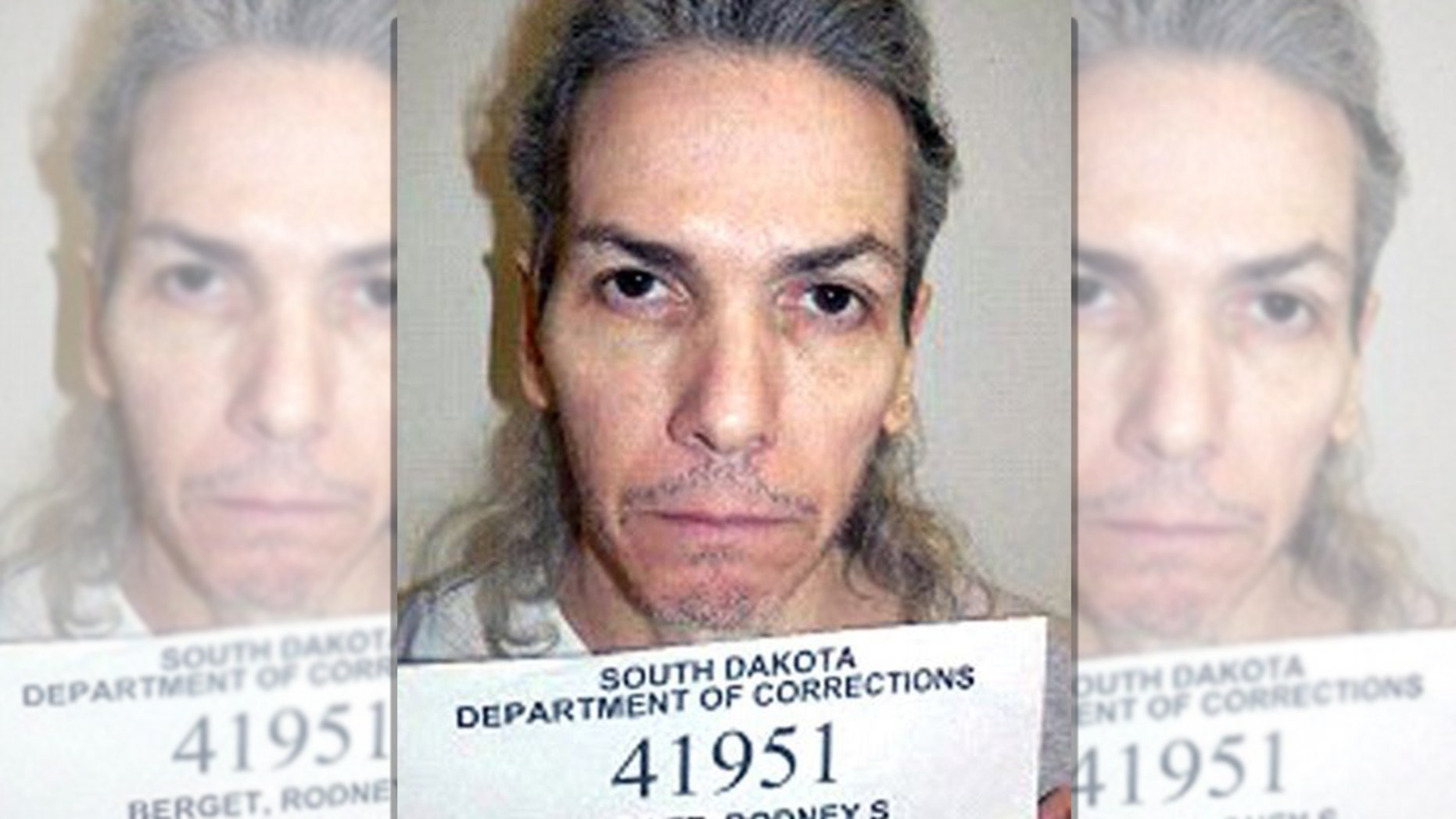 Rodney Berget, 56, was executed Monday night in South Dakota for the 2011 killing of a guard during a failed prison escape attempt.