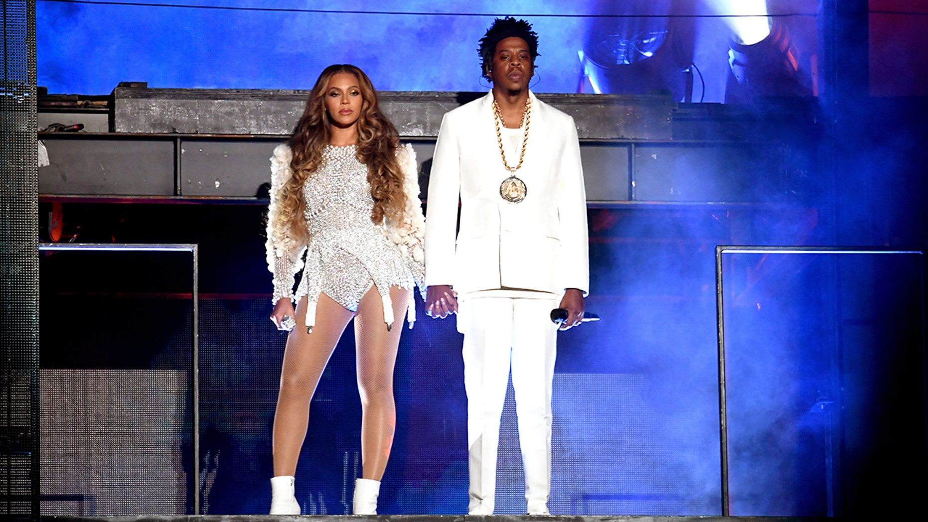 """Beyonce and Jay-Z just finished their """"On the Run II"""" tour."""