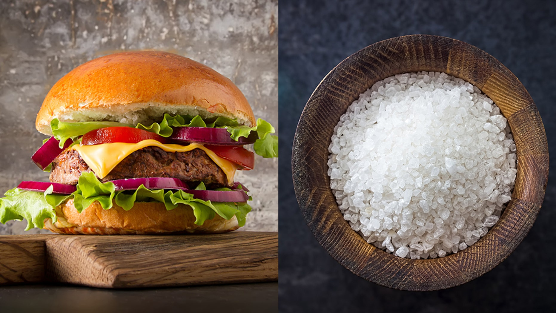 Of all the items surveyed, only three products were considered to be low in salt, containing 0.3g per 100g of salt or less.