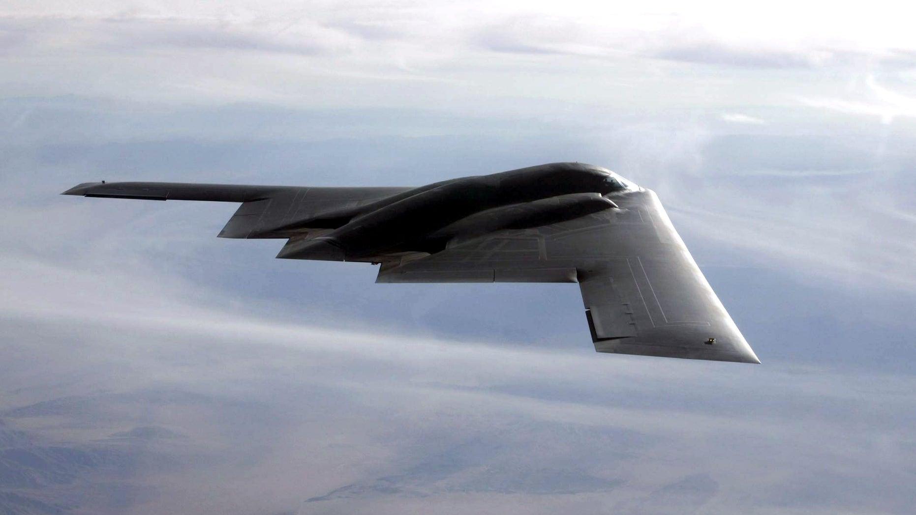 Westlake Legal Group CREDIT-USAF-B-2-BOMBER B-2 pilot recounts what it's like 'flying a stealth bomber' Warrior Maven Kris Osborn fox-news/tech/topics/us-air-force fnc/tech fnc db107434-e763-57c8-afd8-499533fe4eb1 article