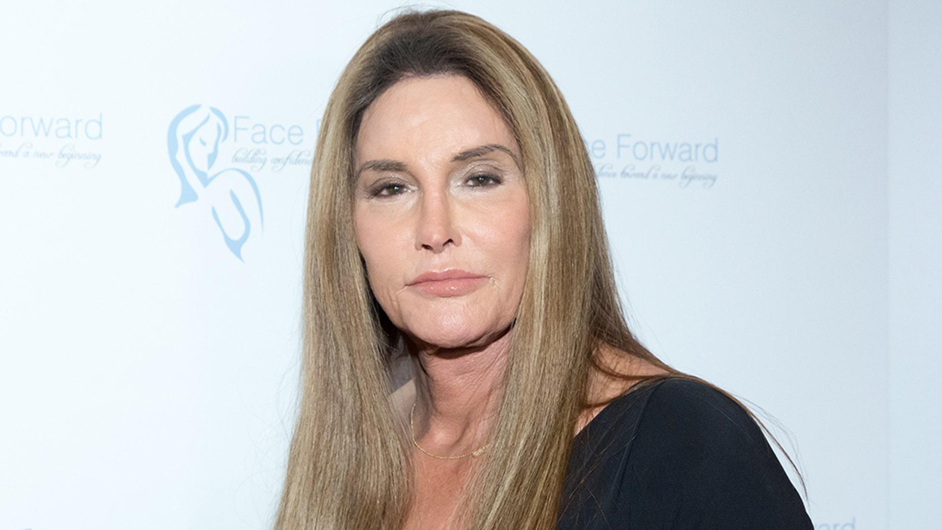"""Caitlyn Jenner slammed President Trump for a """"relentless attack"""" on the trans community."""