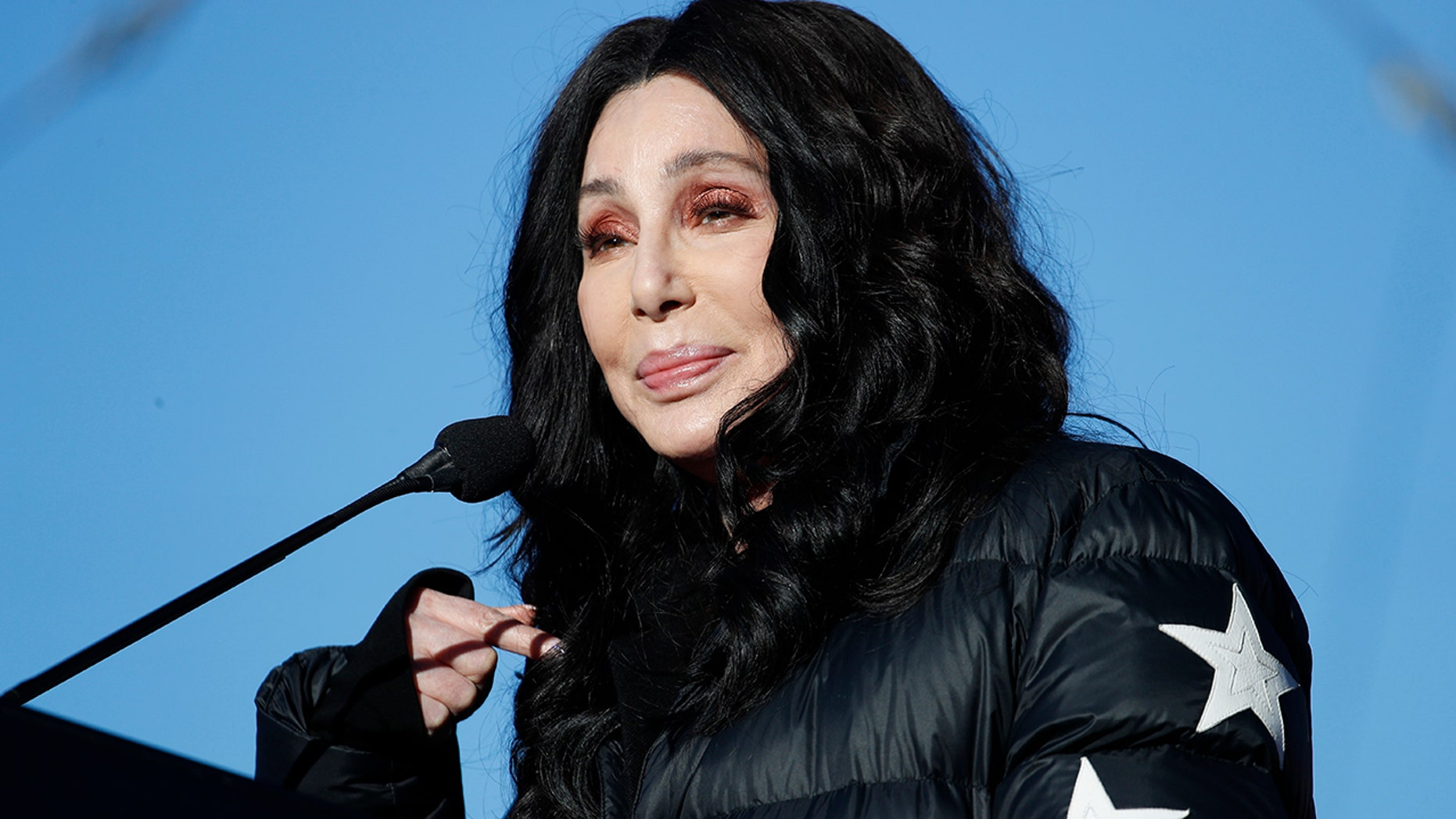 Cher recently revealed that she hoped her Kennedy Center honor would come during a different White House administration.