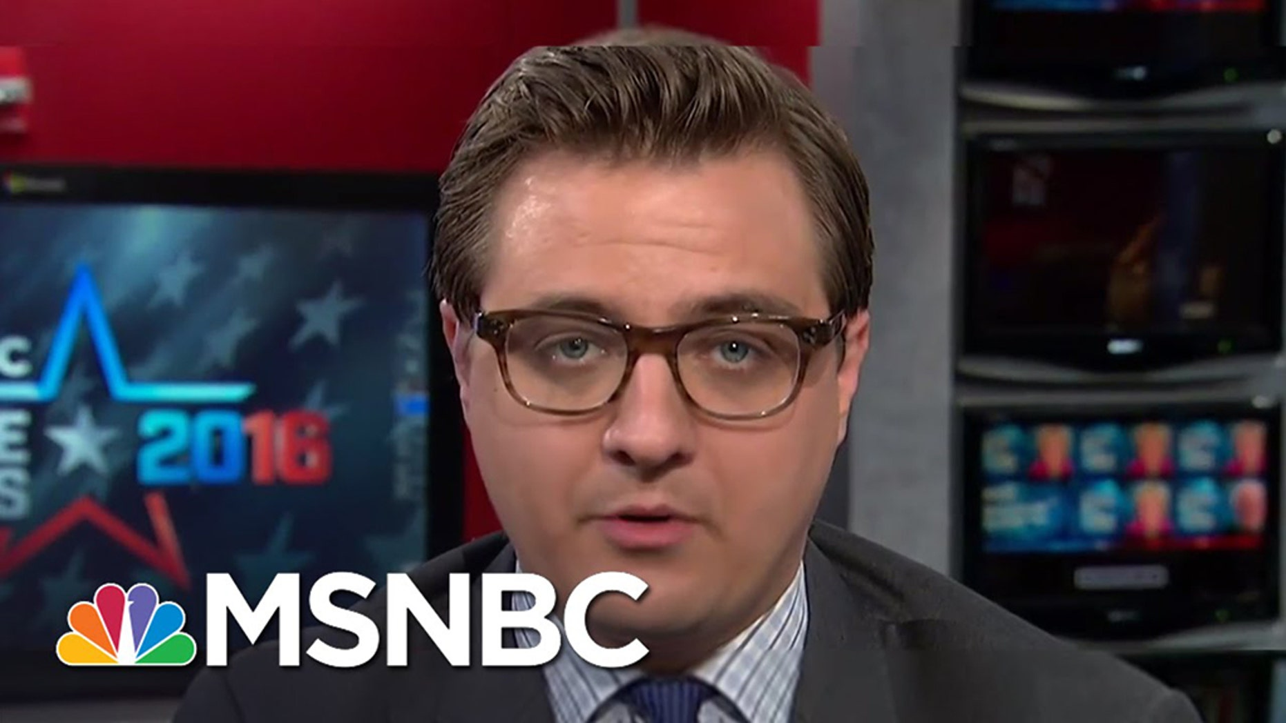 "MSNBC's Chris Hayes wants to know if ""Saudis are paying the president massive bribes."""