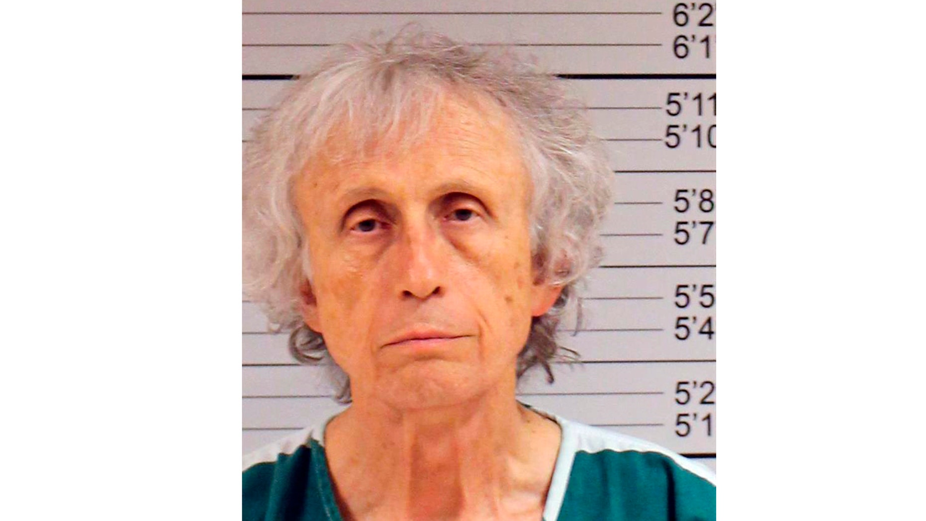 This undated photo provided by Cambria County Prison shows Dr. Johnnie Barto. Barto, a pediatrician, faces sexual assault charges involving more than 30 girls and boys since the late 1980s, including a dozen after regulators cleared him in 2000 of wrongdoing. Barto was arrested in Jan. 2018. He has pleaded not guilty. (Cambria County Prison via AP)