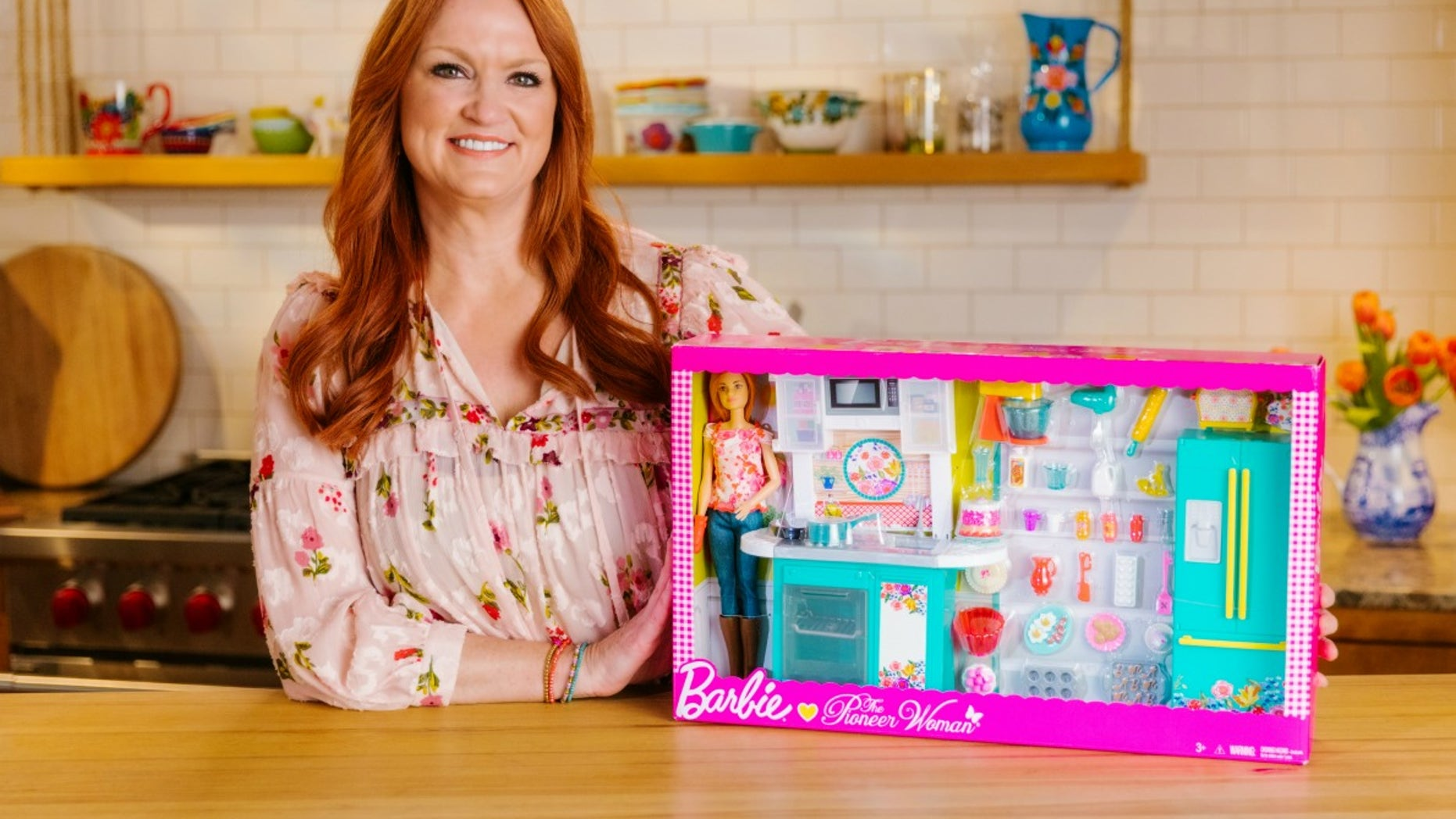 You can now play Ree Drummond in your own kitchen.