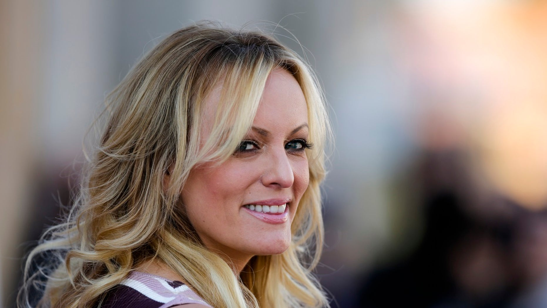 Stormy Daniels took to Twitter to express her anger after Aer Lingus reportedly lost her luggage.