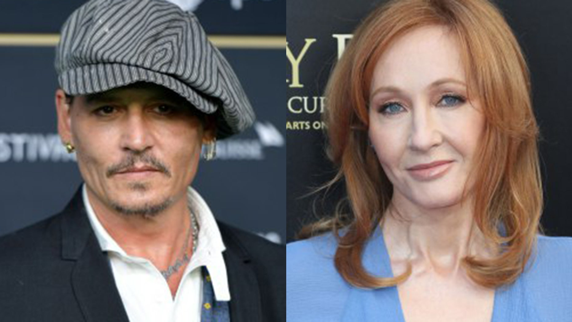 "Johnny Depp says J.K. Rowling knows that he is innocent and she has stood by her decision to cast him in her ""Fantasic Beasts"" film franchise."