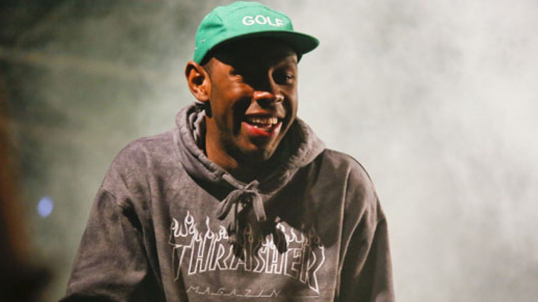 Tyler, the Creator totals Tesla in early morning crash