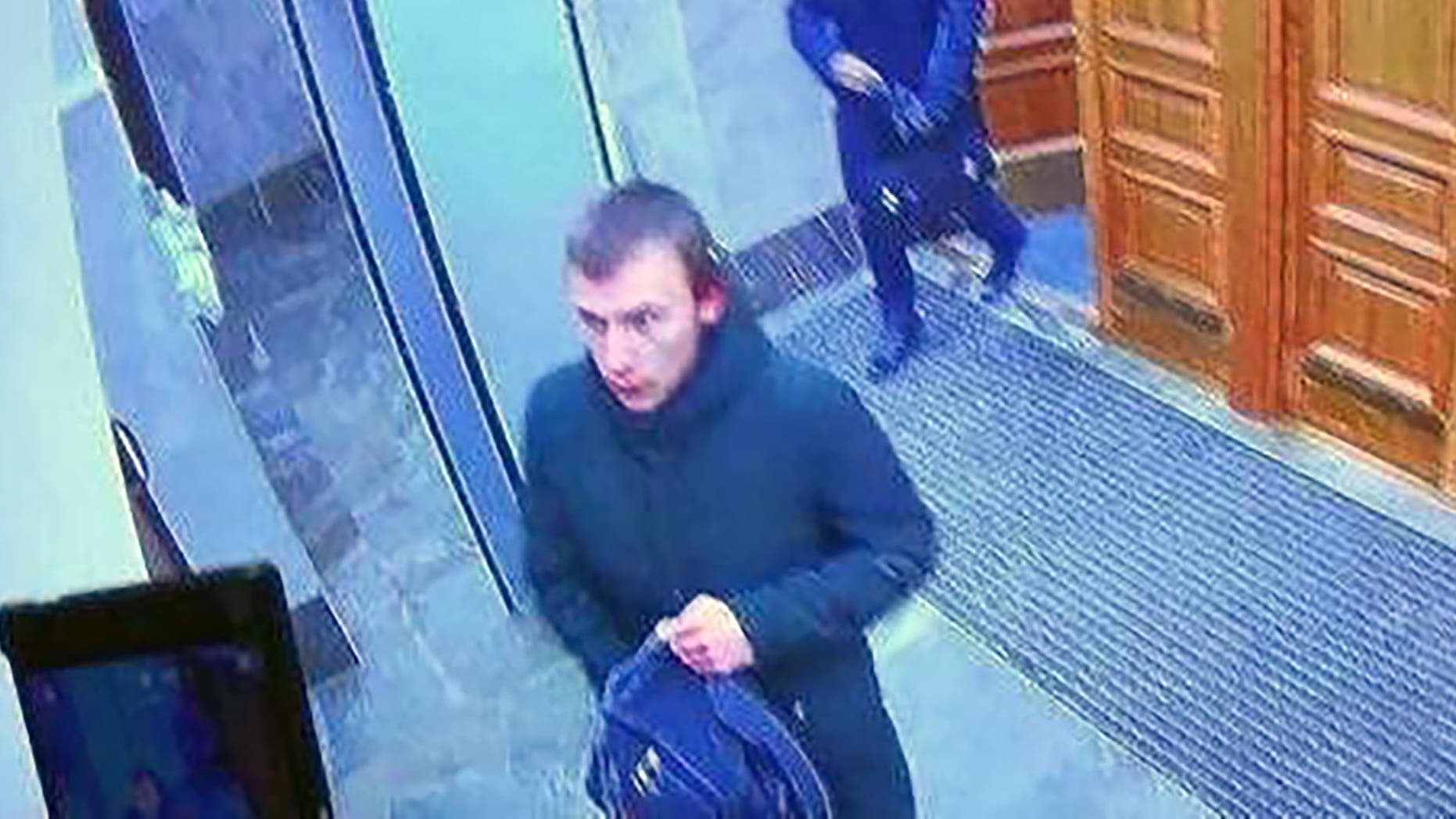 A bomber killed himself Wednesday inside one of the offices of Russia's Federal Security Service.