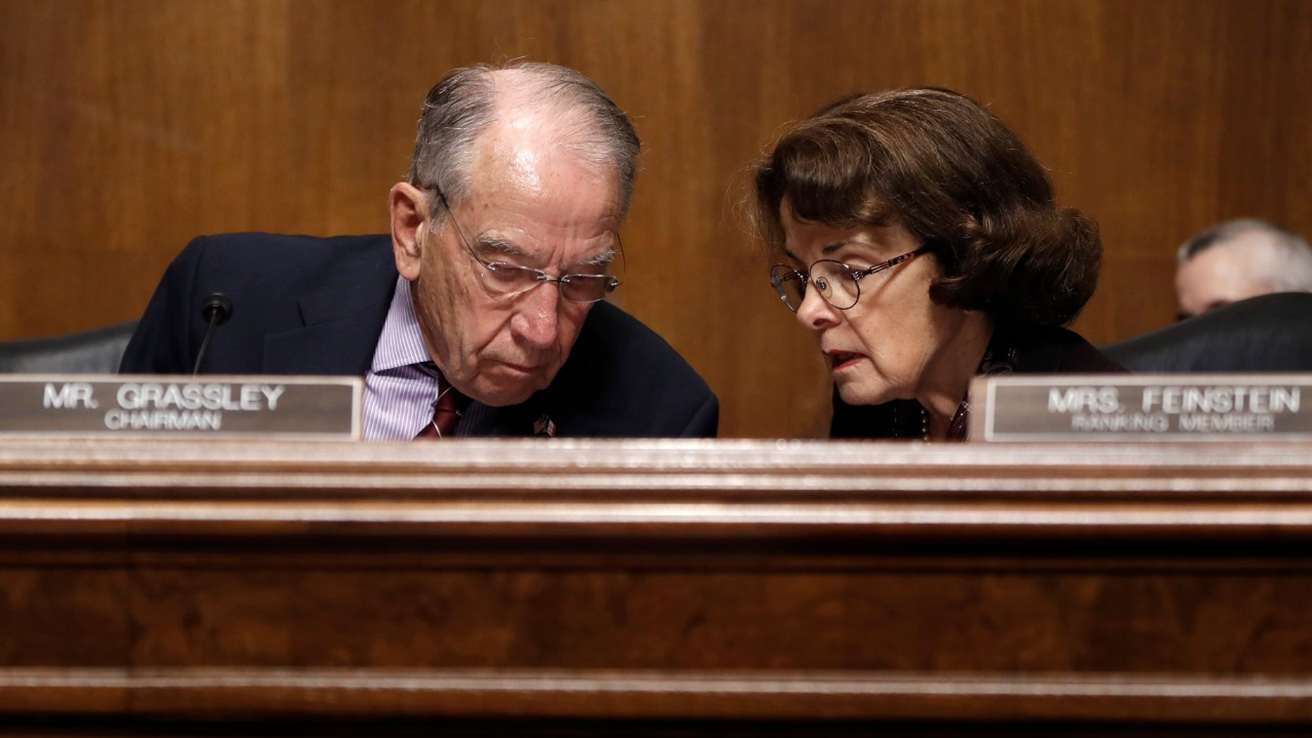 """Senate Judiciary Committee Chairman Chuck Grassley, R-Iowa, said early Thursday the committee has received a """"supplemental FBI background file"""" on Supreme Court nominee Brett Kavanaugh."""