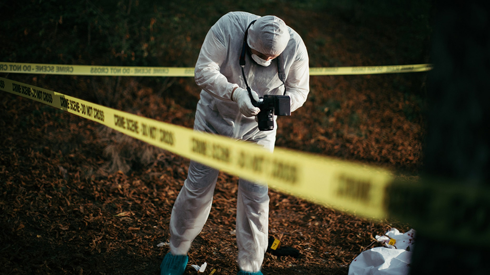 Officials do not yet know if the death is suspicious.