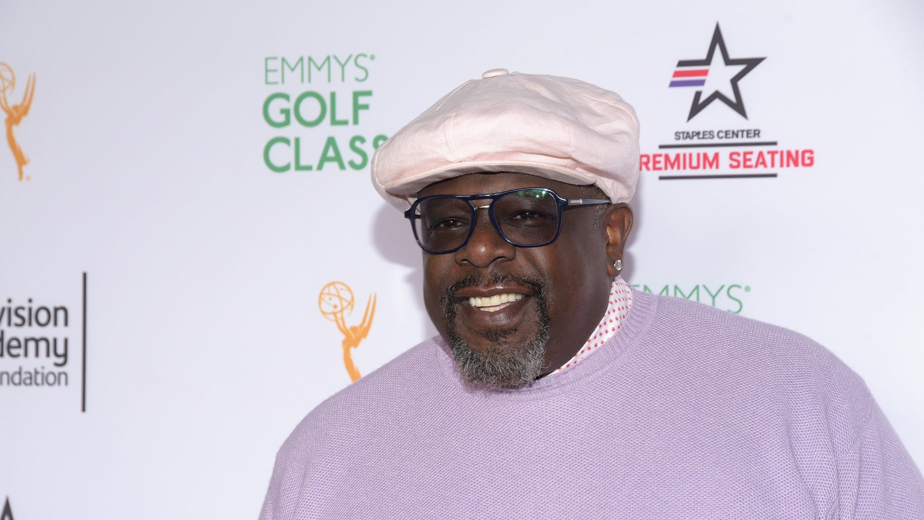 Cedric The Entertainer attends the 19th Annual Emmys Golf Classic benefiting the Television Academy Foundation at Wilshire Country Club on October 29, 2018 in Los Angeles, California.