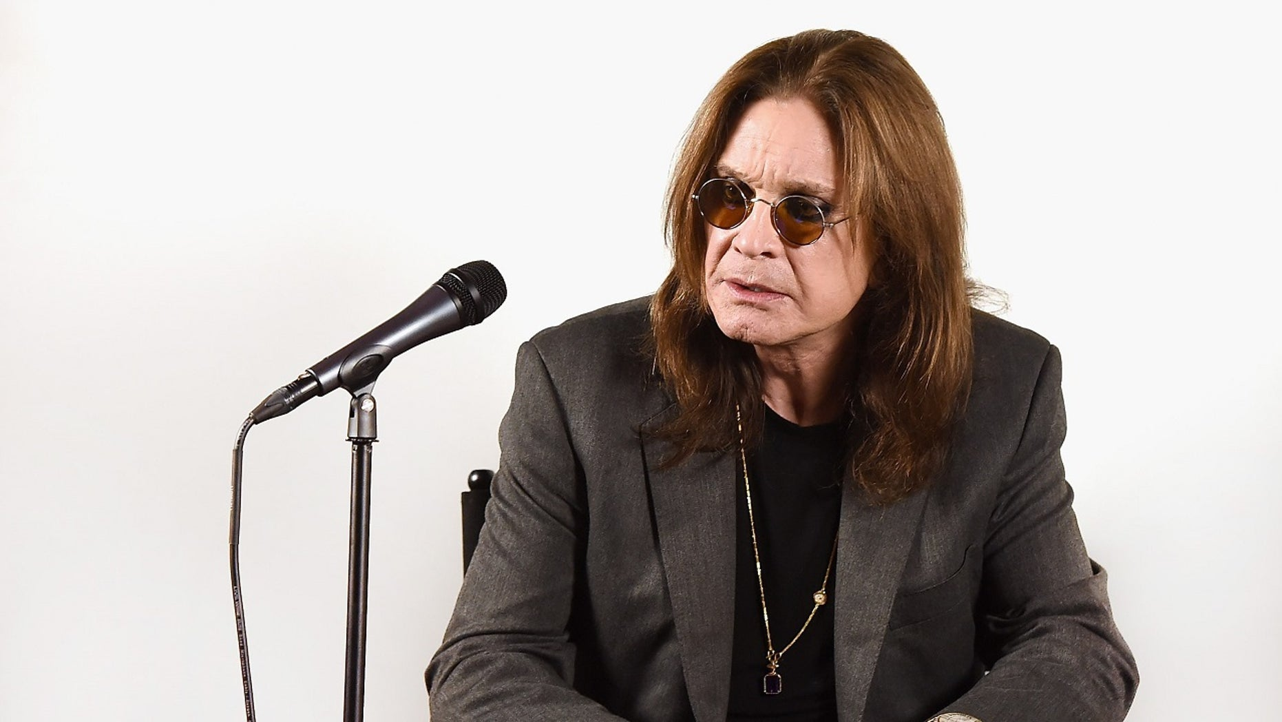 Ozzy Osbourne, 69, postponed his Mountain View concert until Oct. 16.