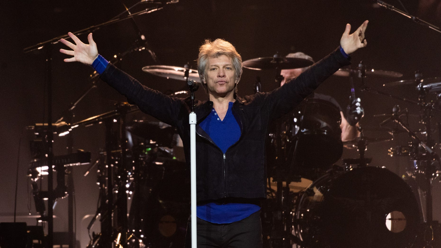 """Bon Bon Jovi said he wouldn't give """"60 seconds"""" of his life to the Kardashians or """"The Real Housewives"""" franchise."""