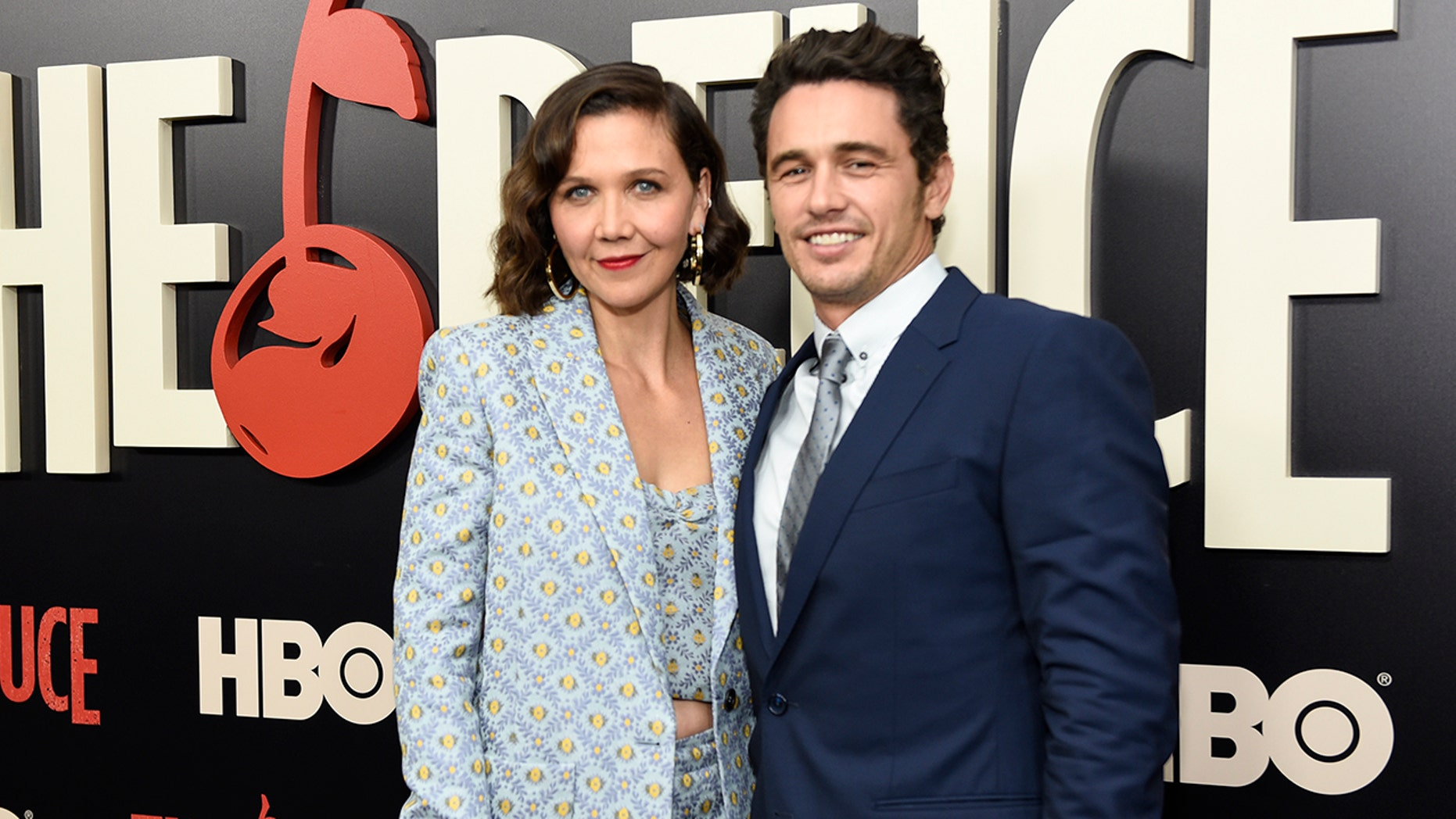 "Maggie Gyllenhaal addressed the sexual misconduct allegations against ""The Deuce"" co-star James Franco."