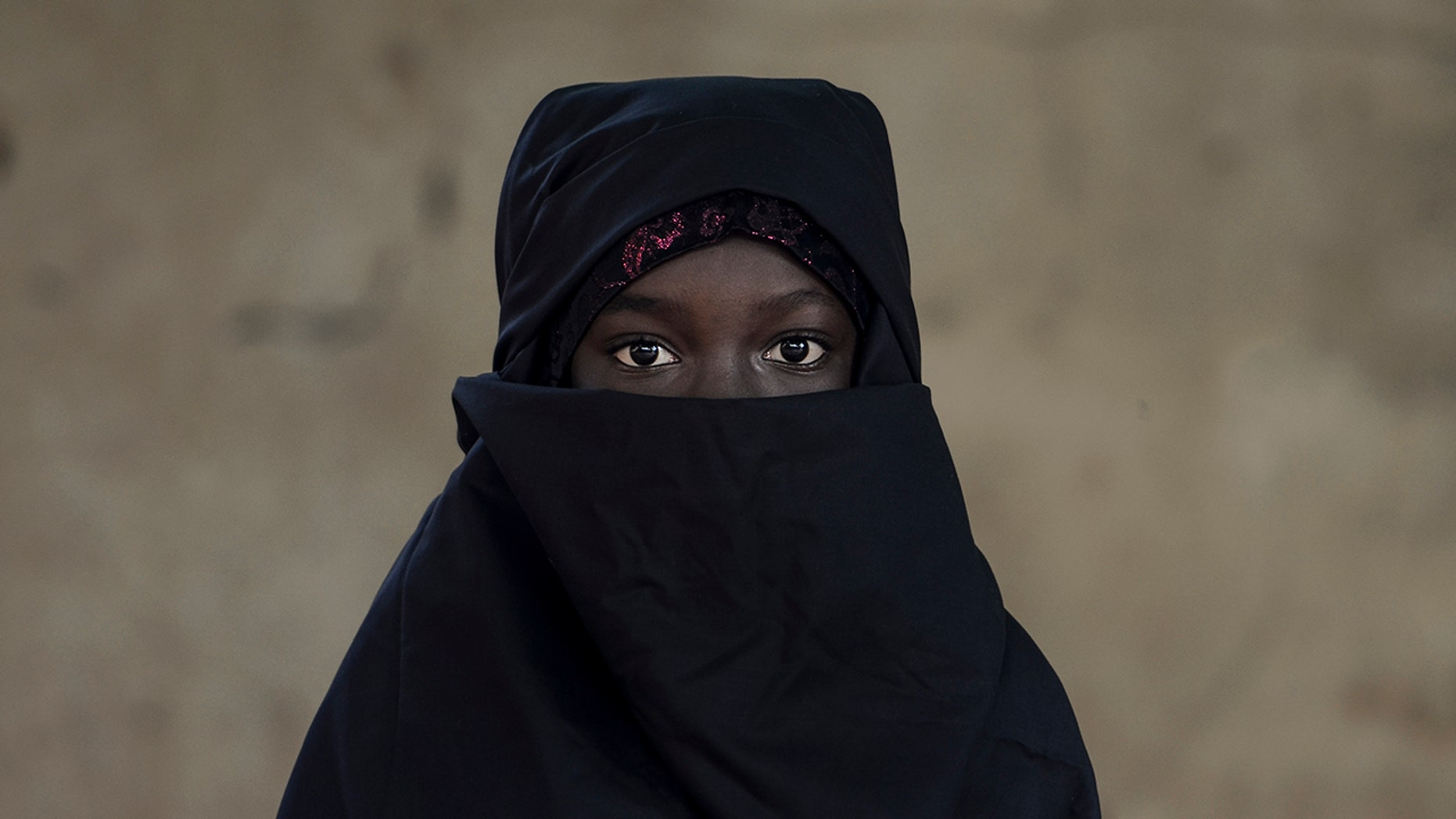 """Few women in Algeria wear the niqab because the hijab, a scarf that covers the head and neck but not the face, is far more popular.<br data-cke-eol=""""1"""">"""