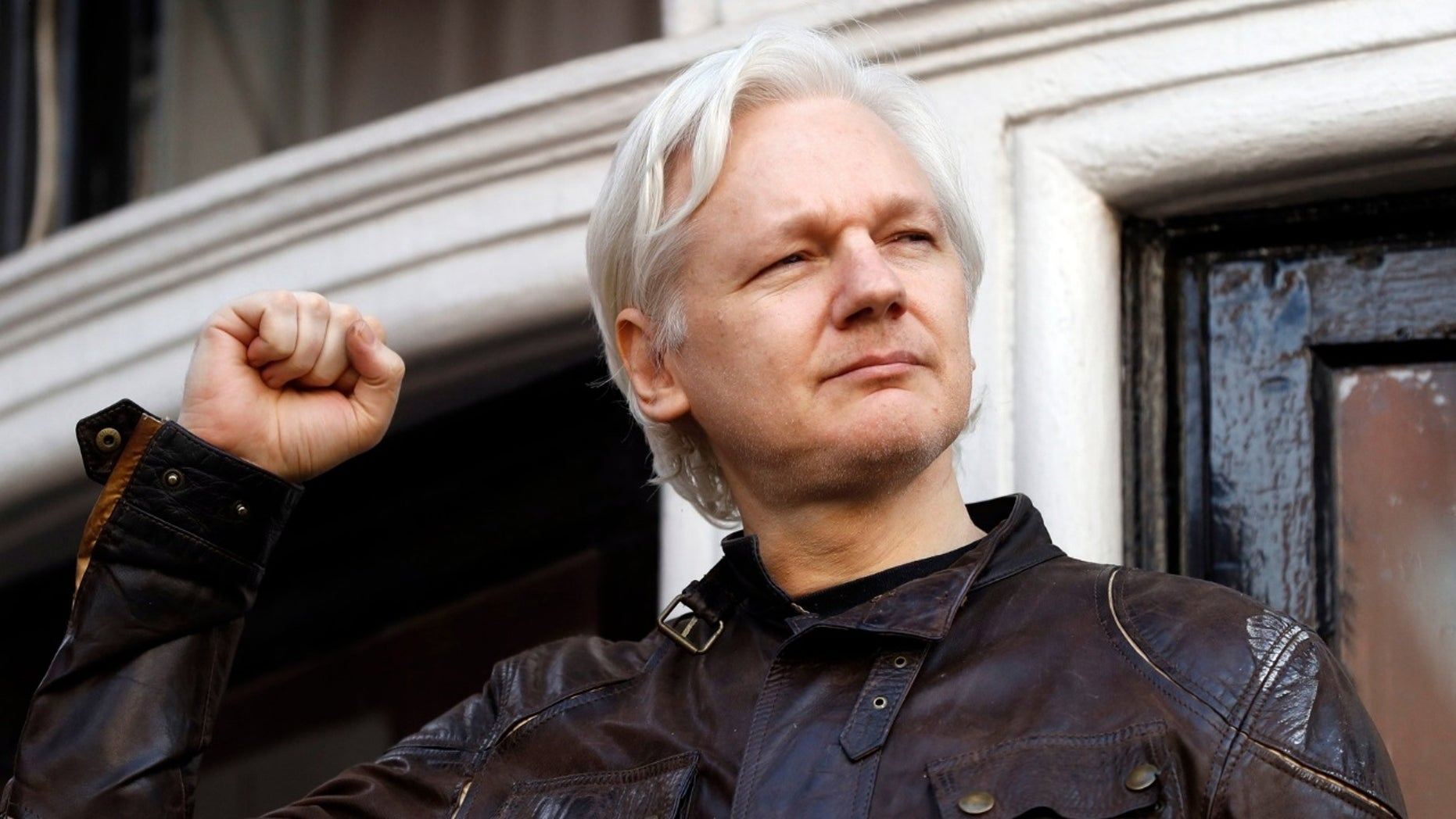 Julian Assange says Ecuador is trying to end his asylum
