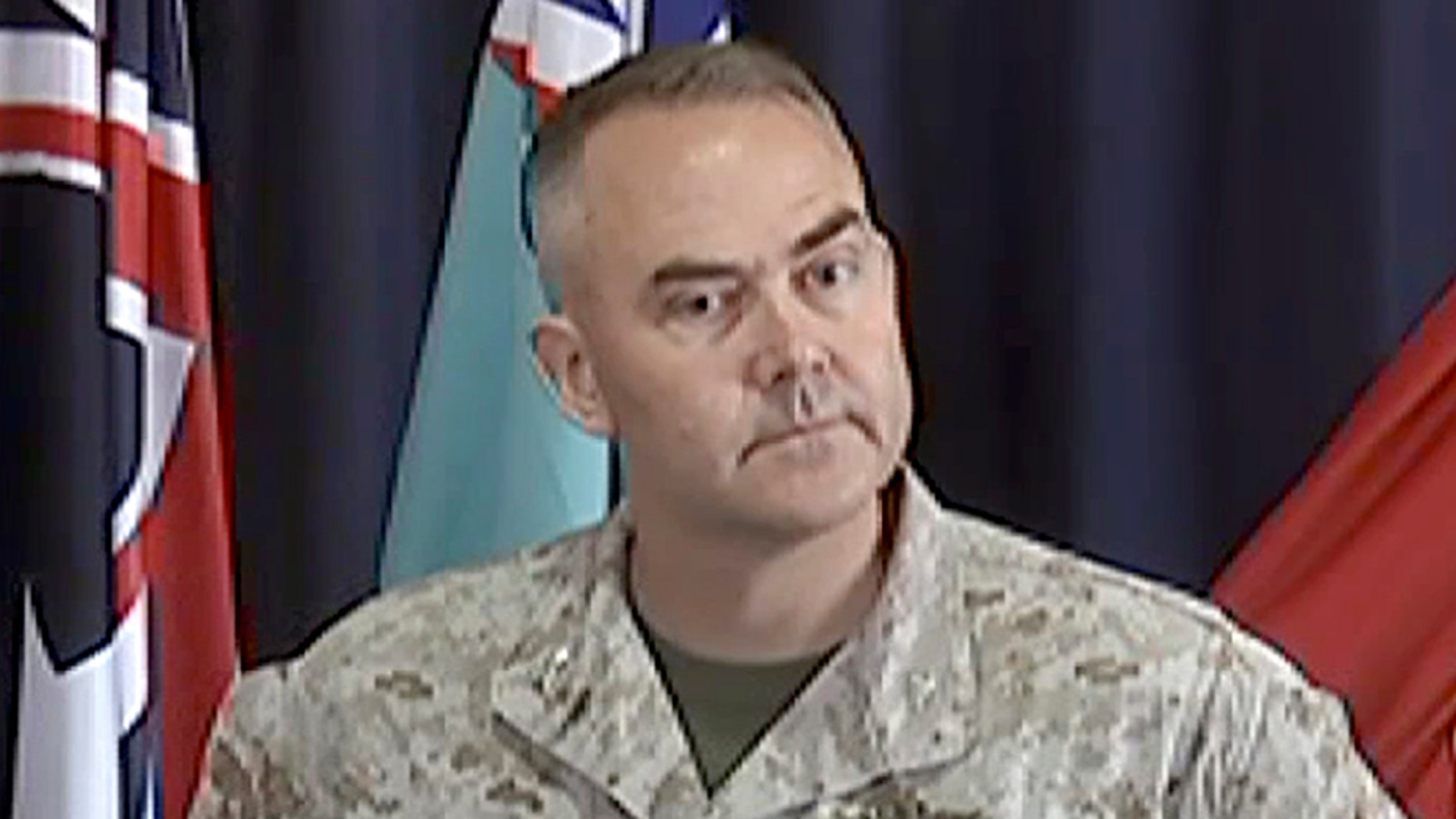 US Marines commander in Australia let go after being ...