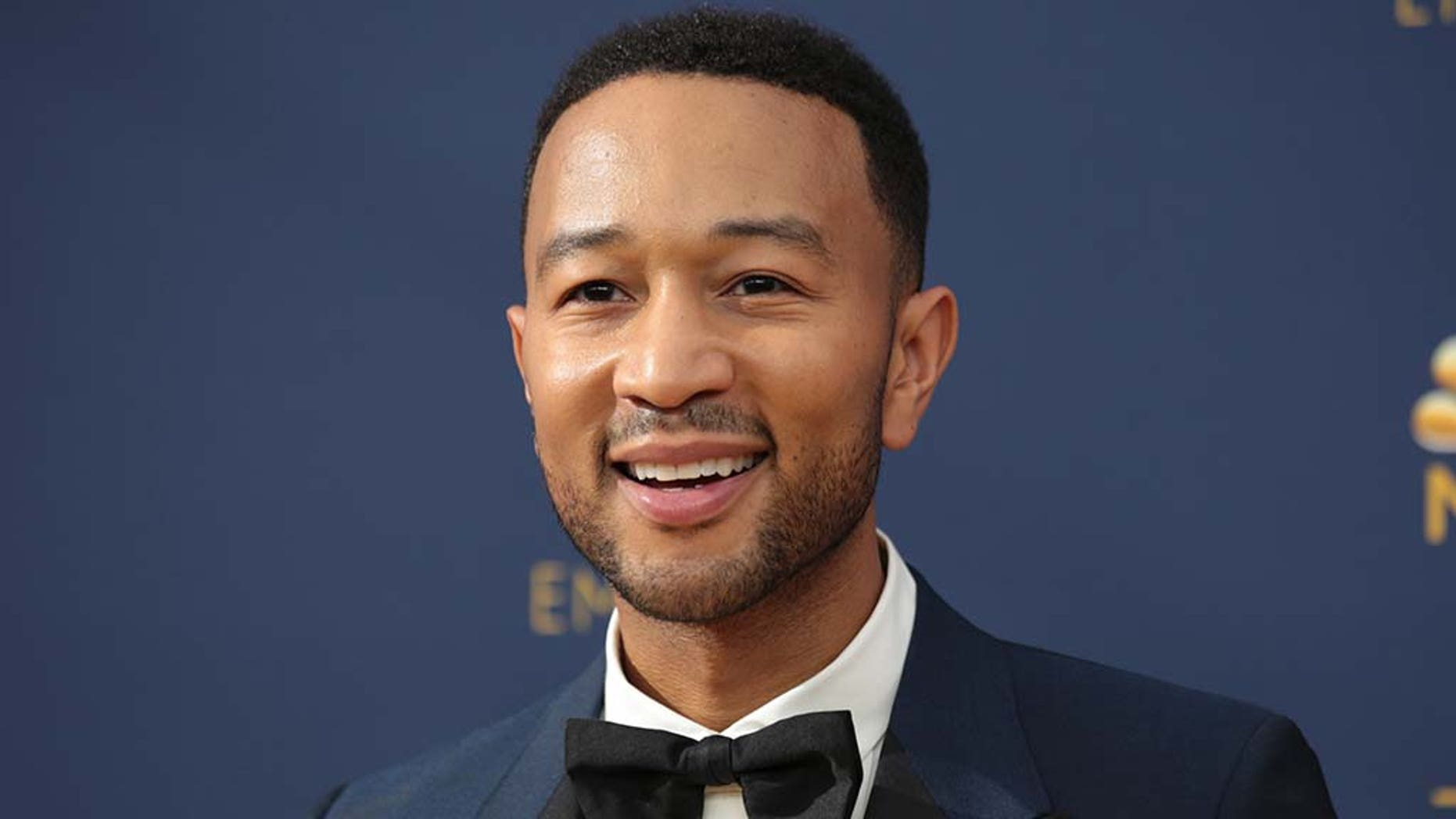 Singer John Legend is the newest voice of the Google Assistant, the tech company announced Wednesday. (REUTERS/Kyle Grillot - HP1EE9I02J8I0)