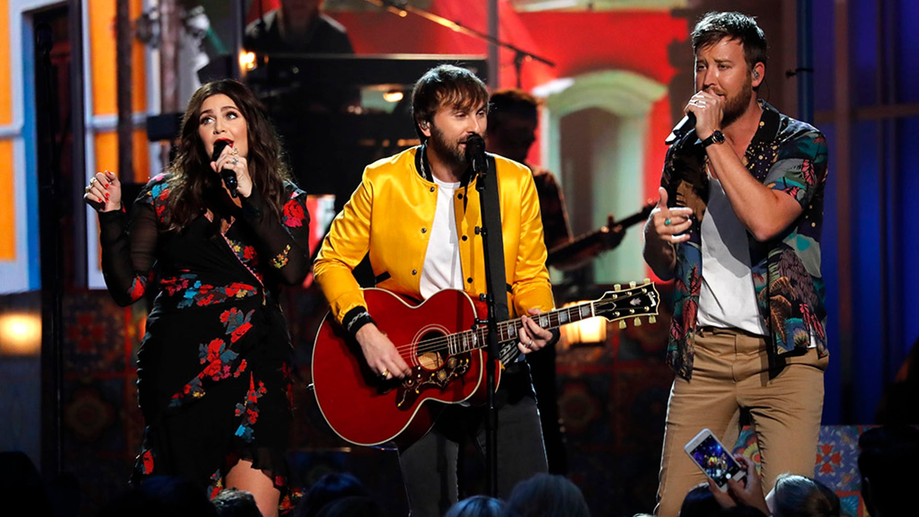Lady Antebellum will perform on select dates in February, May and August as part of a Las Vegas residency.