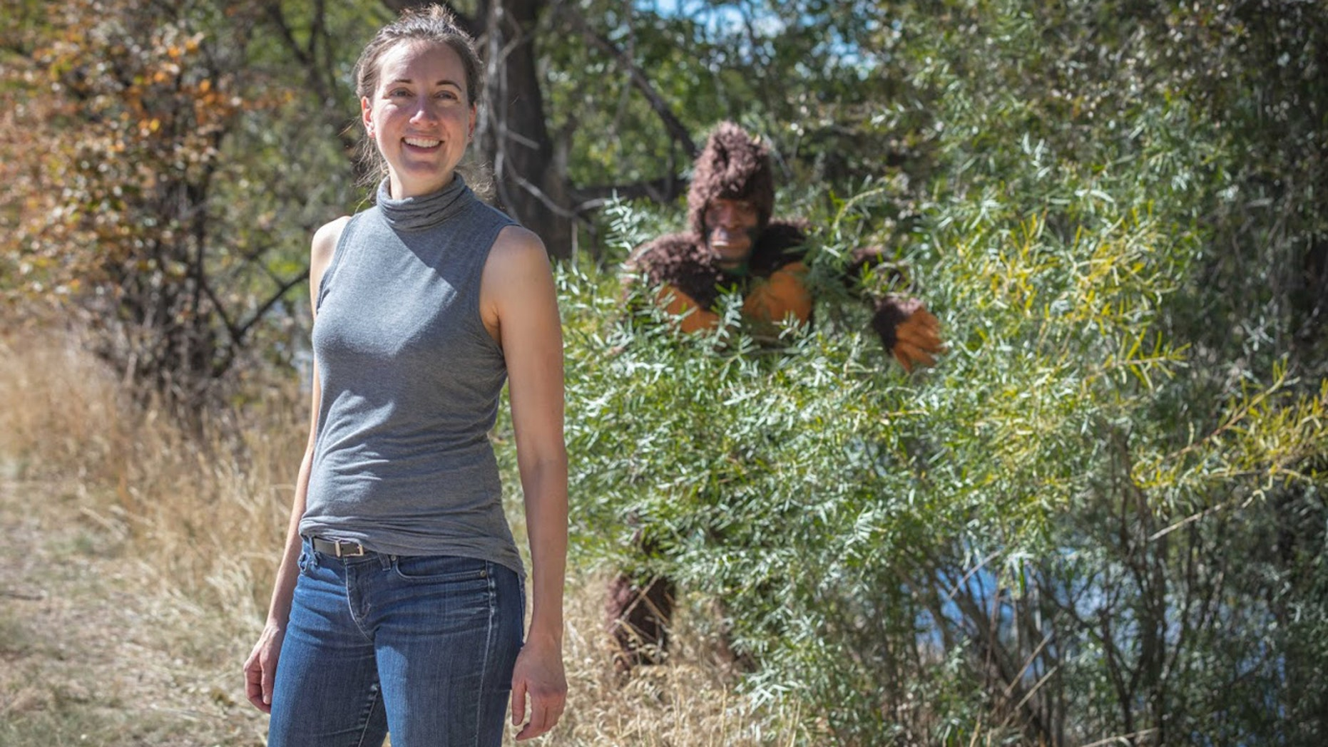 Journalist Laura Krantz explored her relative's fascination with Bigfoot in her new podcast 'Wild Thing.'