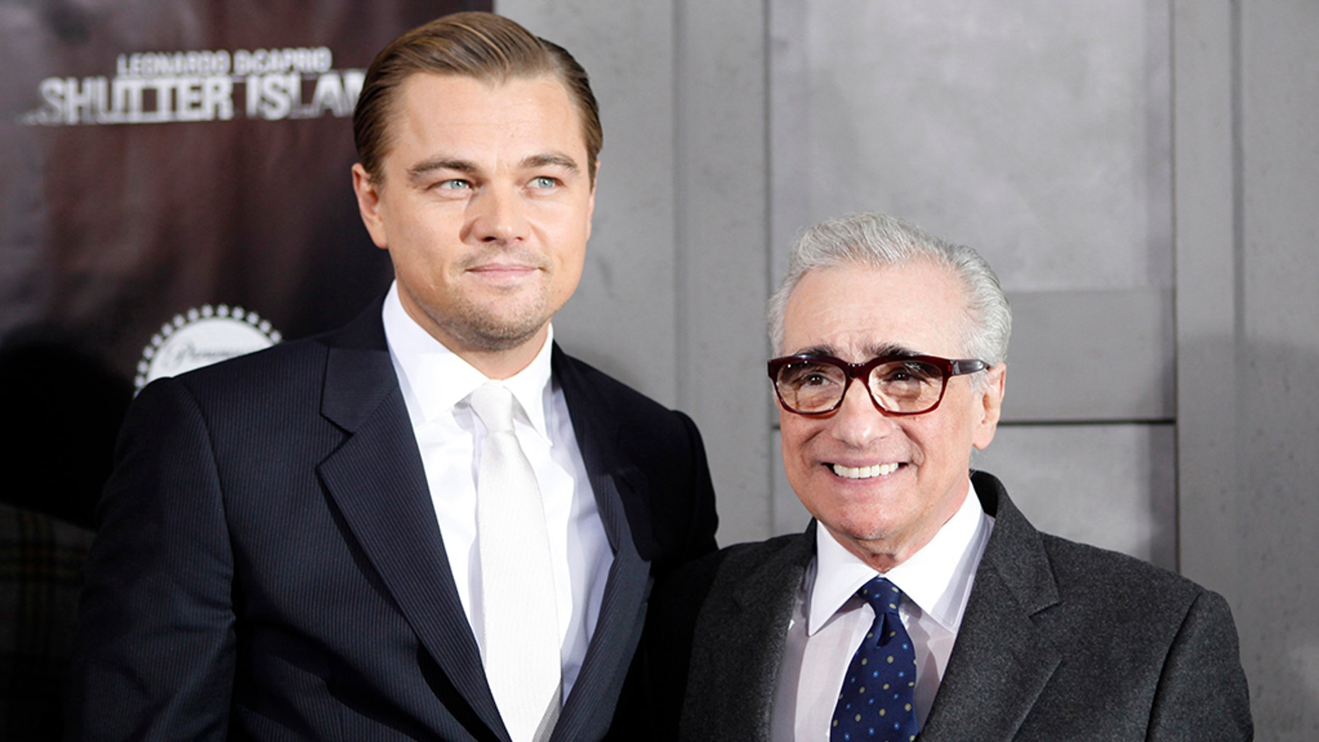 Leonardo DiCaprio and Martin Scorsese are teaming up again for a new film. REUTERS/Natalie Behring