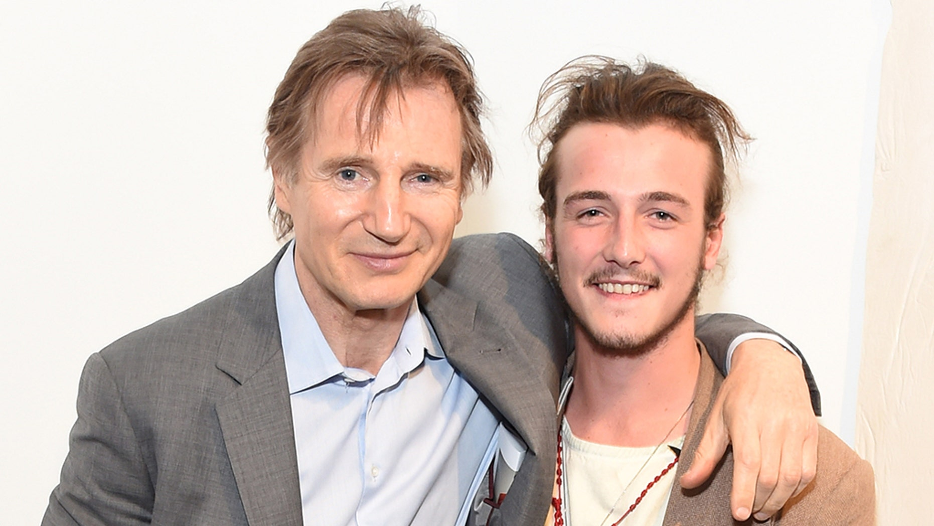 Natasha Richardson and Liam Neeson's son Micheal has 'officially' taken his mother's last name, Vanessa Redgrave says.