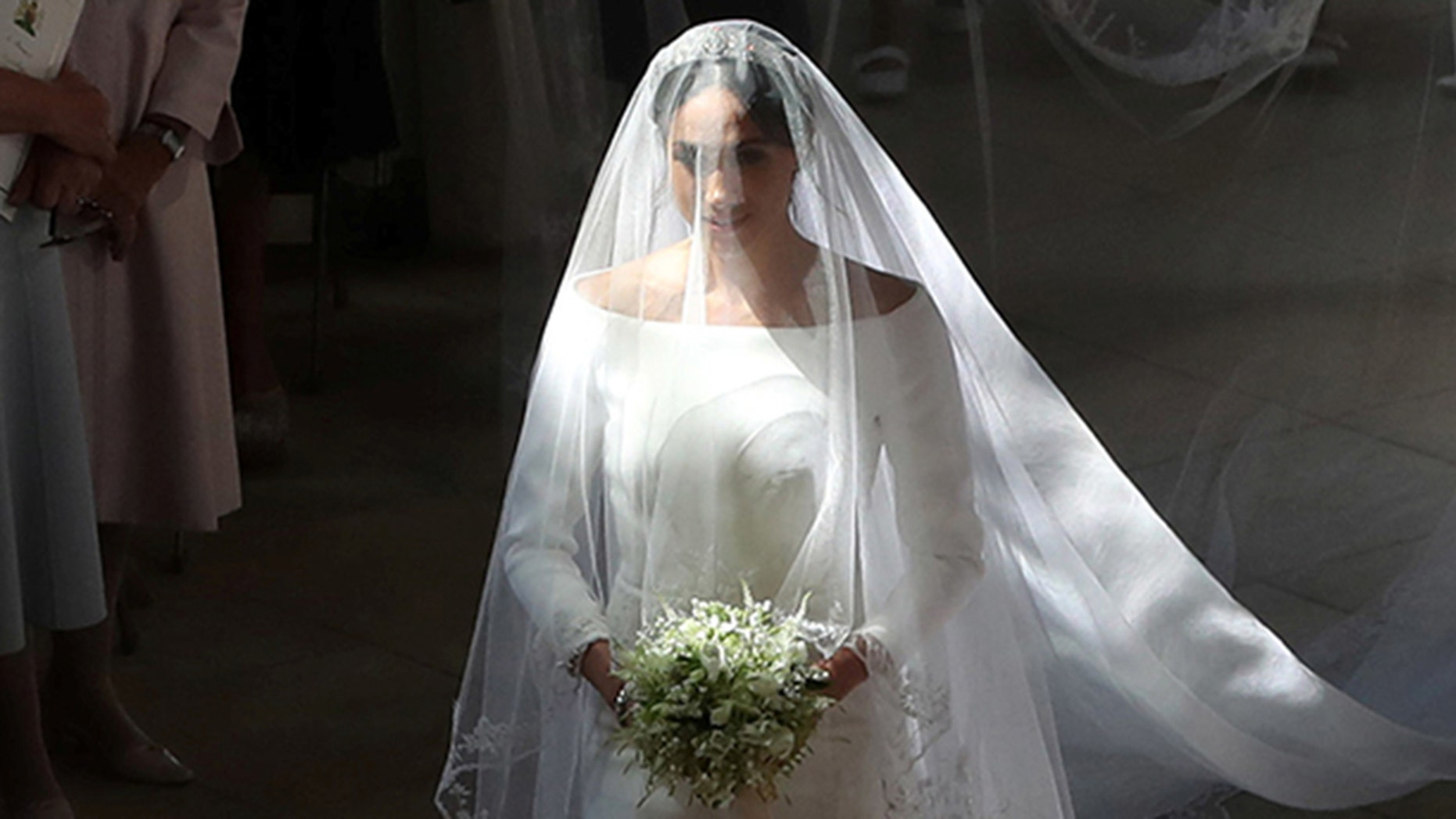 Meghan Markle married Prince Harry on May 19, 2018 at St. George's Chapel at Windsor Castle in Windsor, England.
