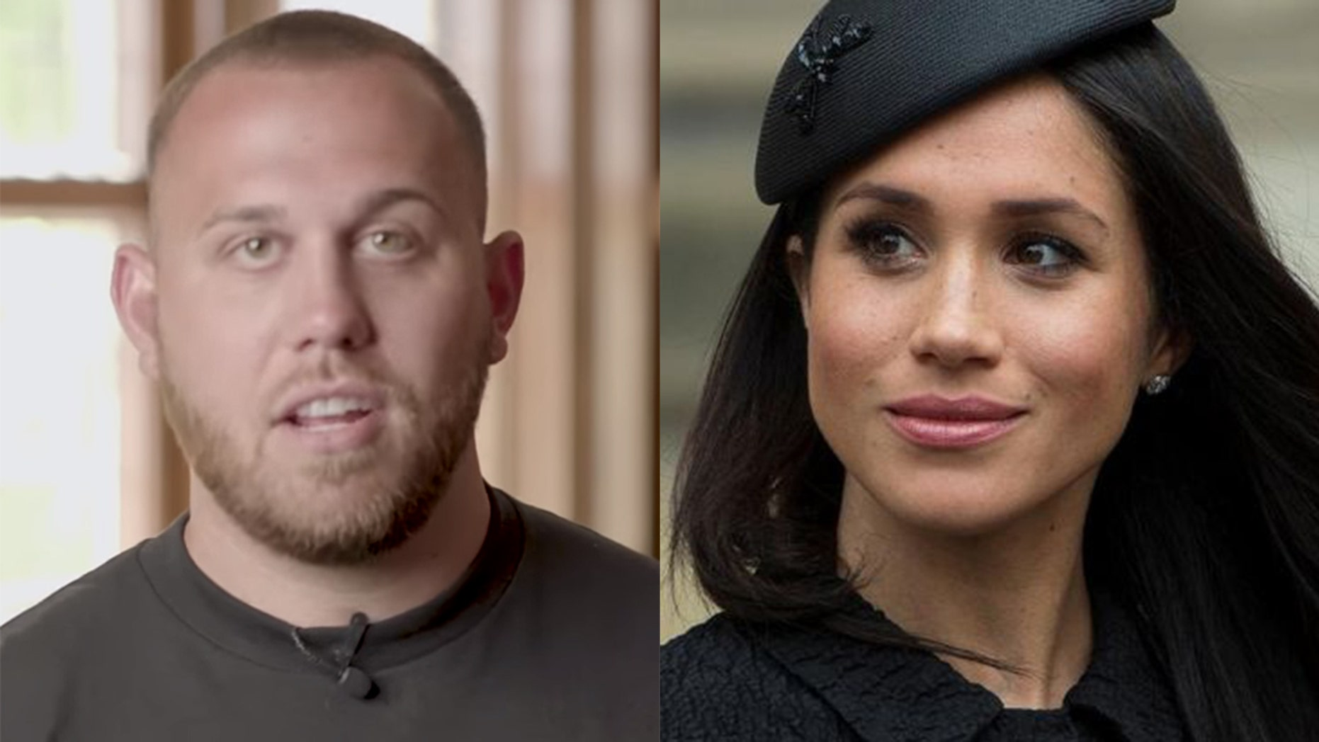 Meghan Markle's nephew celebrates new role on MTV reality series about royal life.