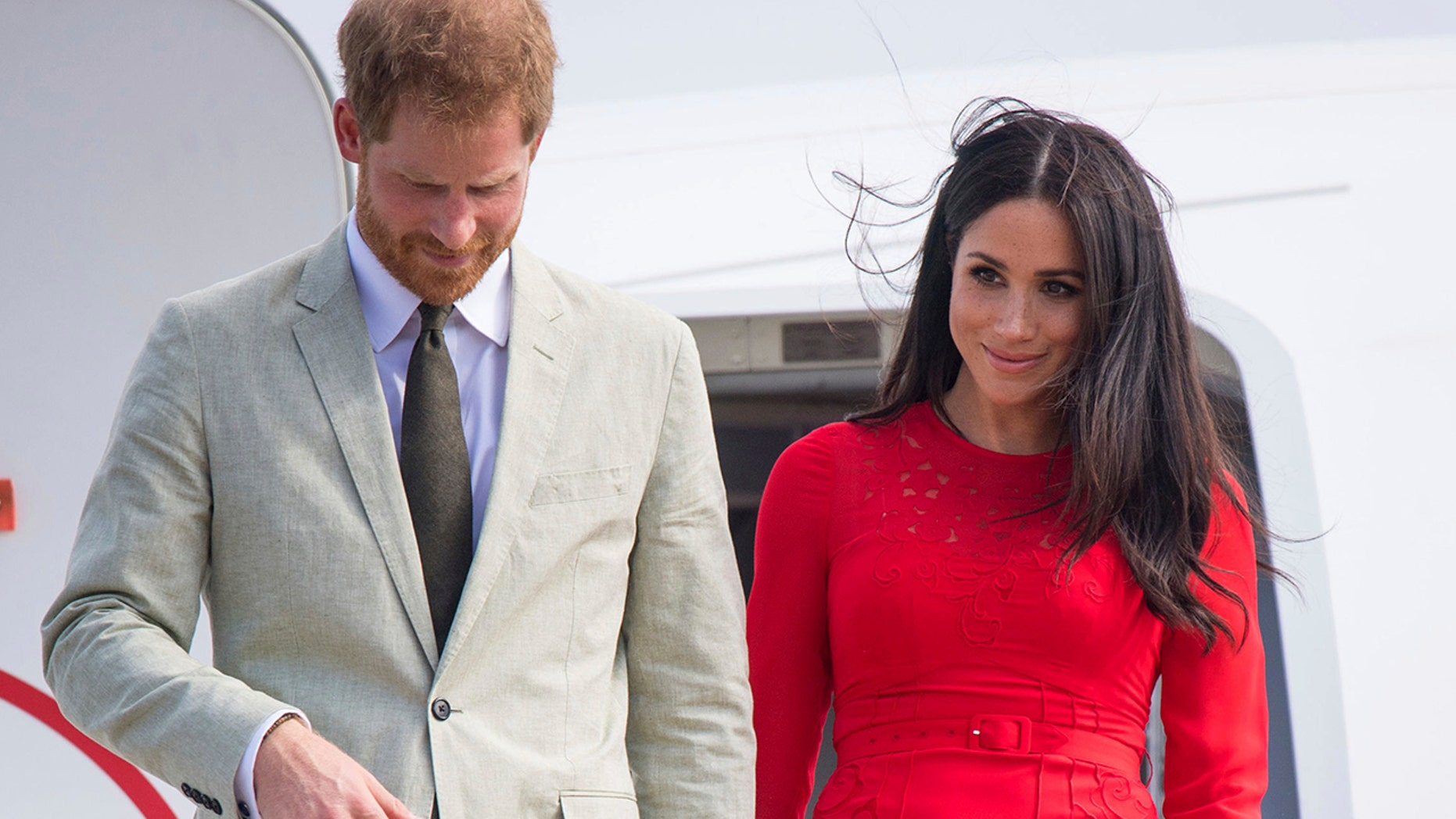 Meghan Markle reconnects with her feminism roots - Nairobi