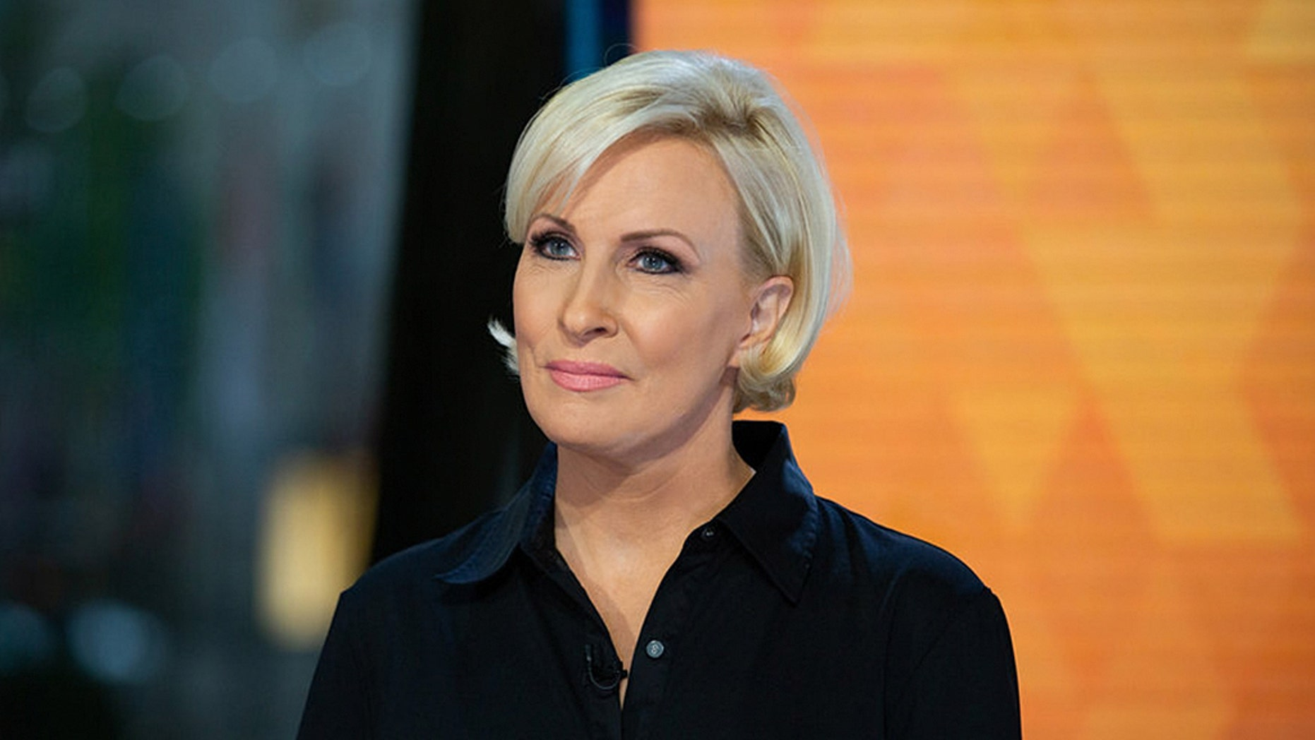 "MSNBC's Mika Brzezinski said she is ""done"" with hearing about allegations made against former Vice President Joe Biden. (Photo by: Nathan Congleton/NBC)"