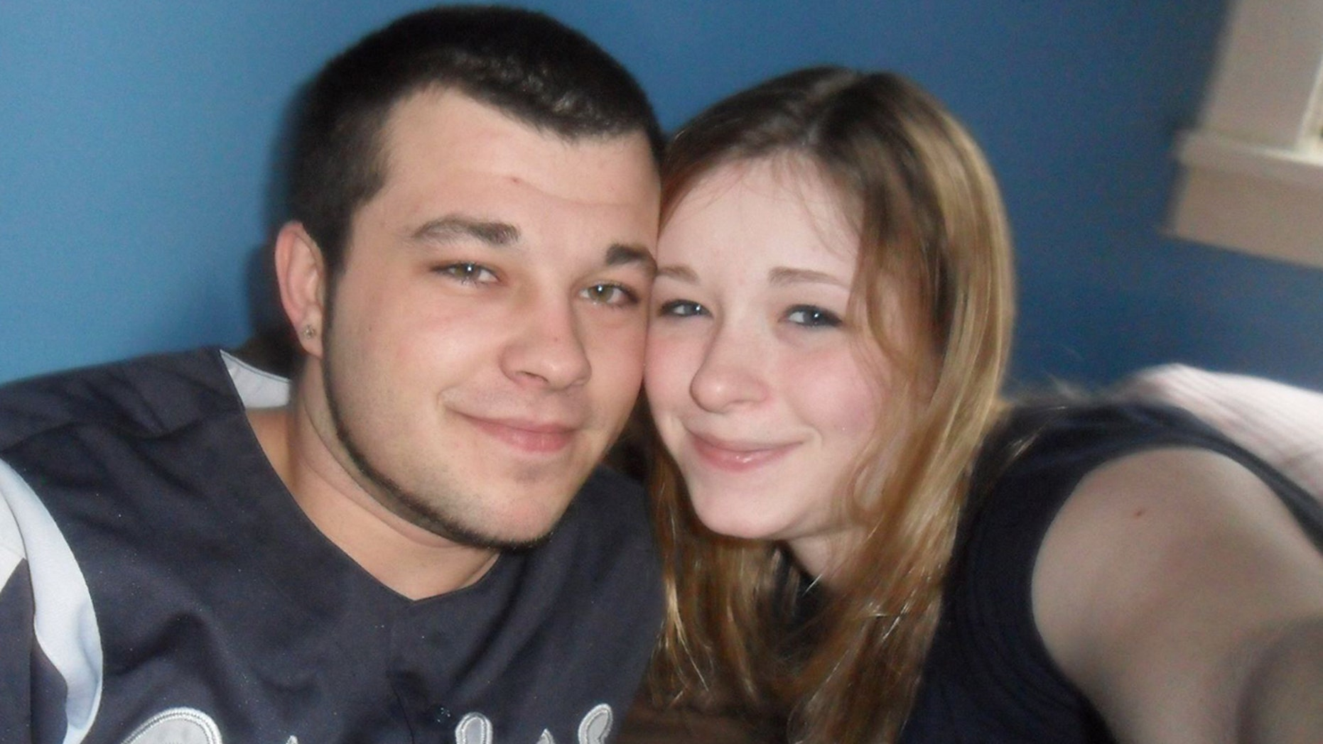Joshua Niles, 28, and Amber Washburn, 24, were shot and killed Monday.