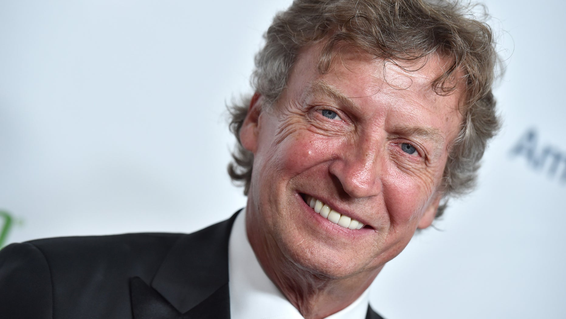 Nigel Lythgoe attends the 2018 Carousel of Hope Ball at The Beverly Hilton Hotel on October 6, 2018 in Beverly Hills, Calif.