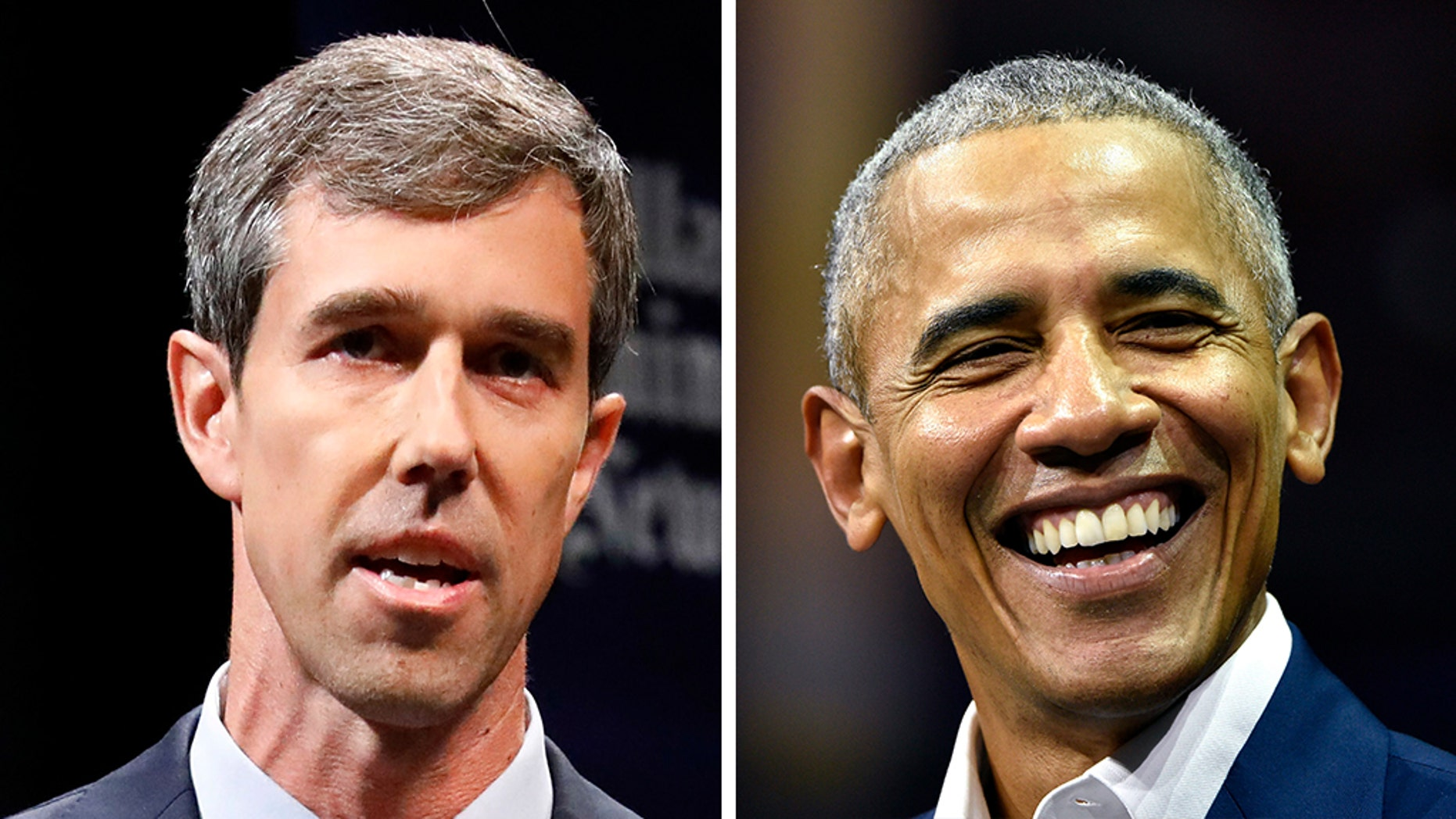 Beto O'Rourke and Barack Obama reportedly met in the wake of the midterms.