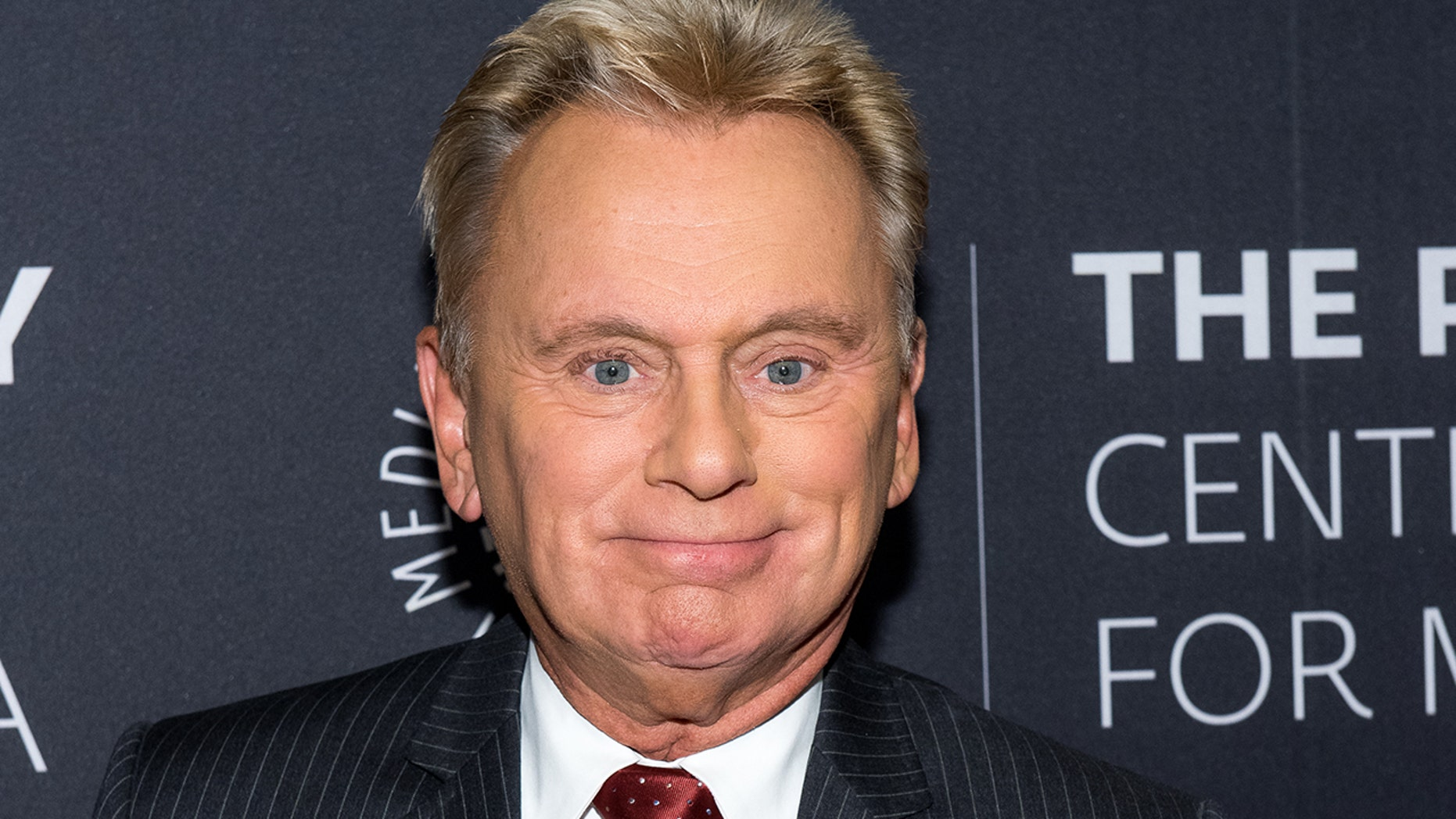 Pat Sajak joked about not wanting people to vote in the November elections.