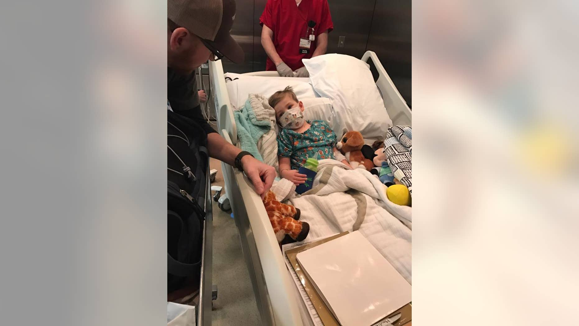 Reed Havlik, 5, was diagnosed with a rare disease that means he can literally be scared to death.