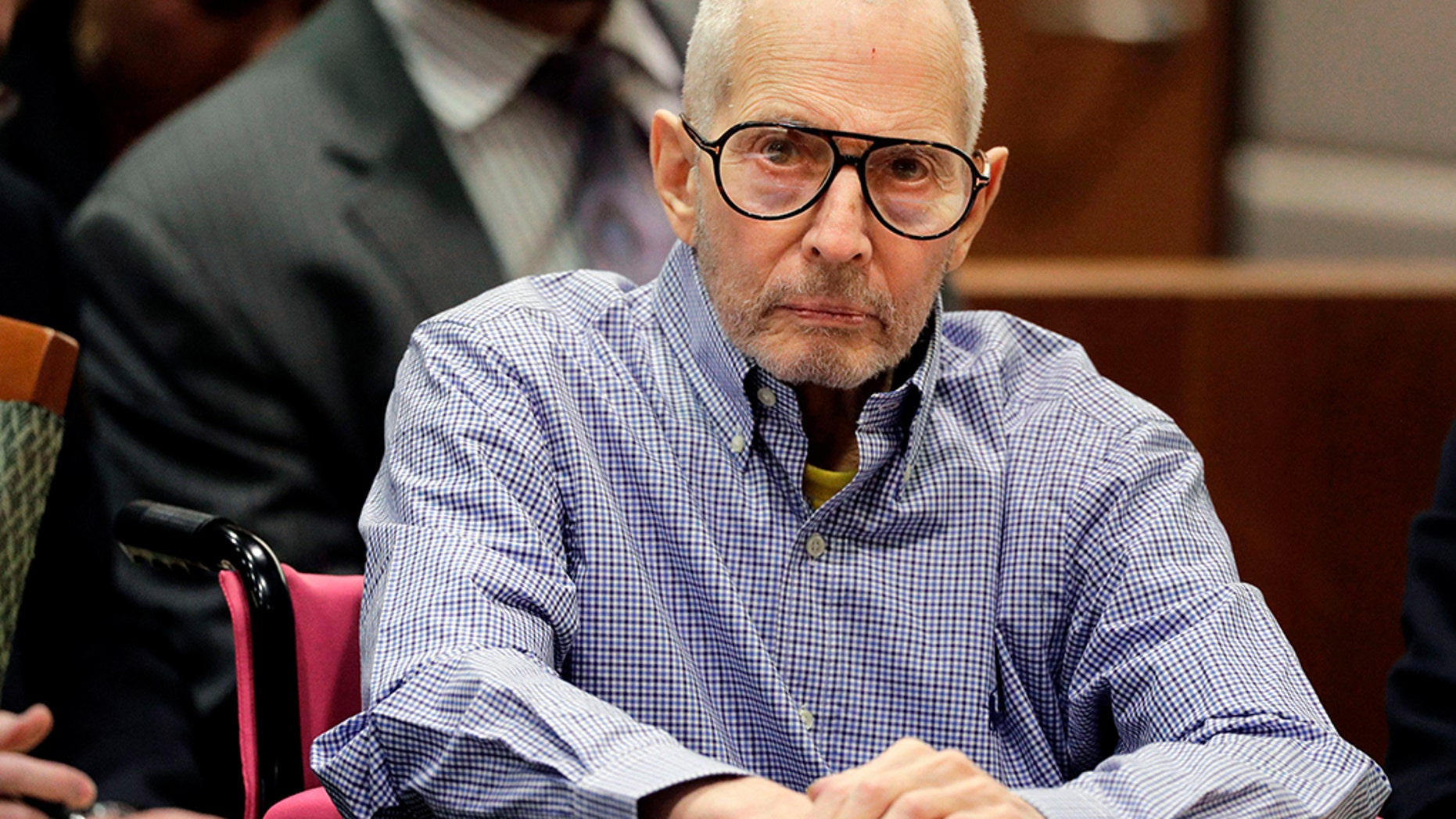 Robert Durst, the New York real estate heir who was the subject of a television documentary series, has been ordered to stand trial in the murder of a friend in Los Angeles 18 years ago.